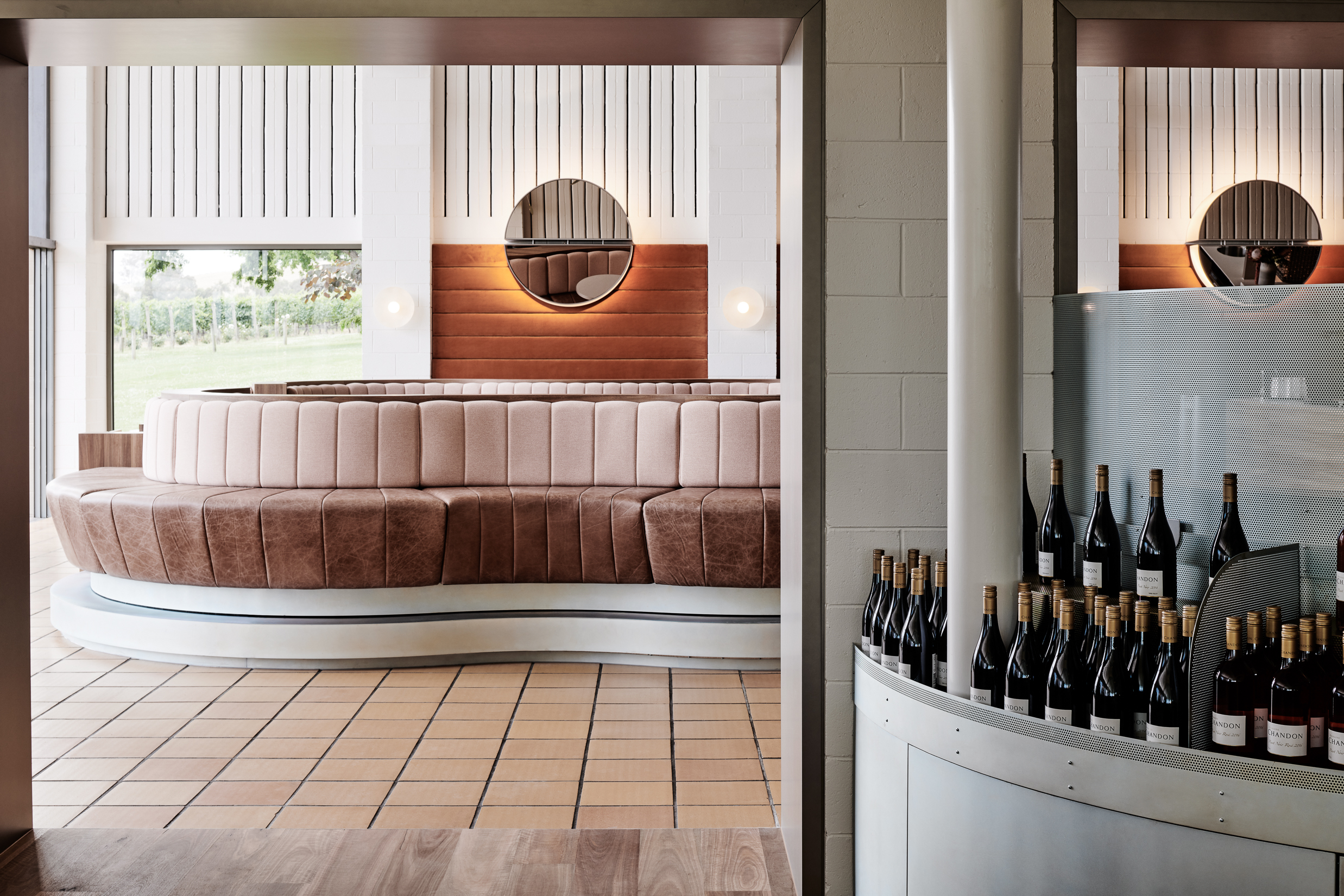 Gallery Of Chandon Australia By Foolscap Studio Local Australian Design And Interiors Yarra Valley, Vic Image 20