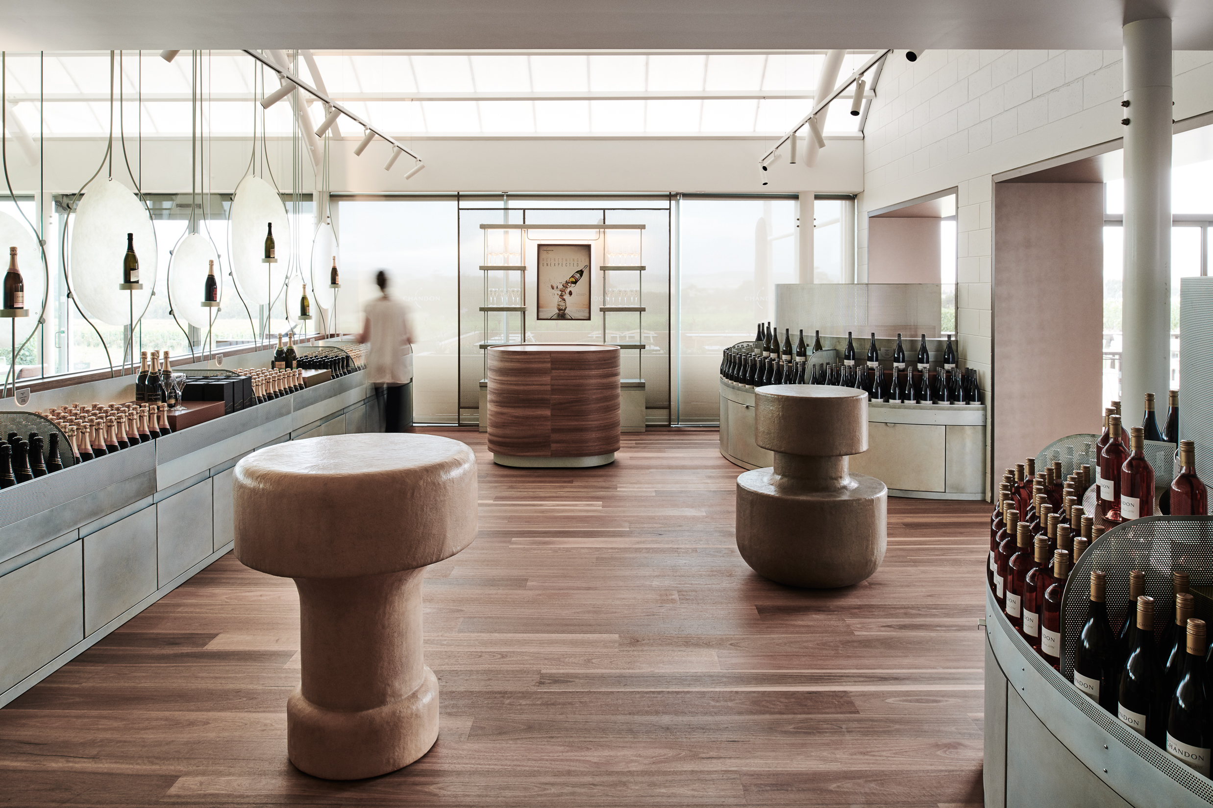 Gallery Of Chandon Australia By Foolscap Studio Local Australian Design And Interiors Yarra Valley, Vic Image 21