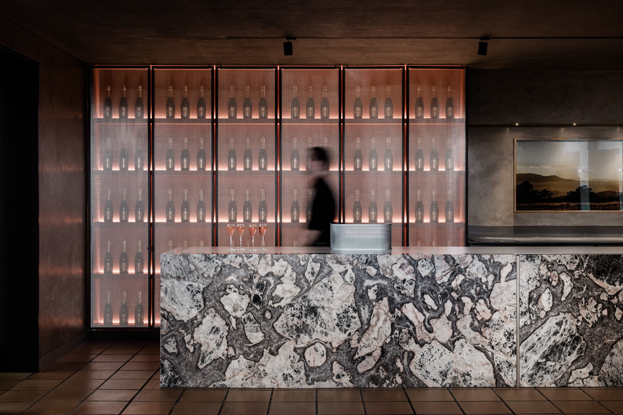 Gallery Of Chandon Australia By Foolscap Studio Local Australian Design And Interiors Yarra Valley, Vic Image 6