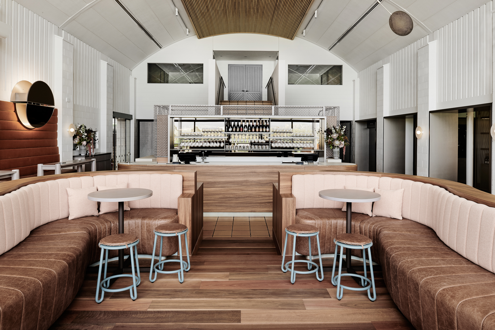 Gallery Of Chandon Australia By Foolscap Studio Local Australian Design And Interiors Yarra Valley, Vic Image 9