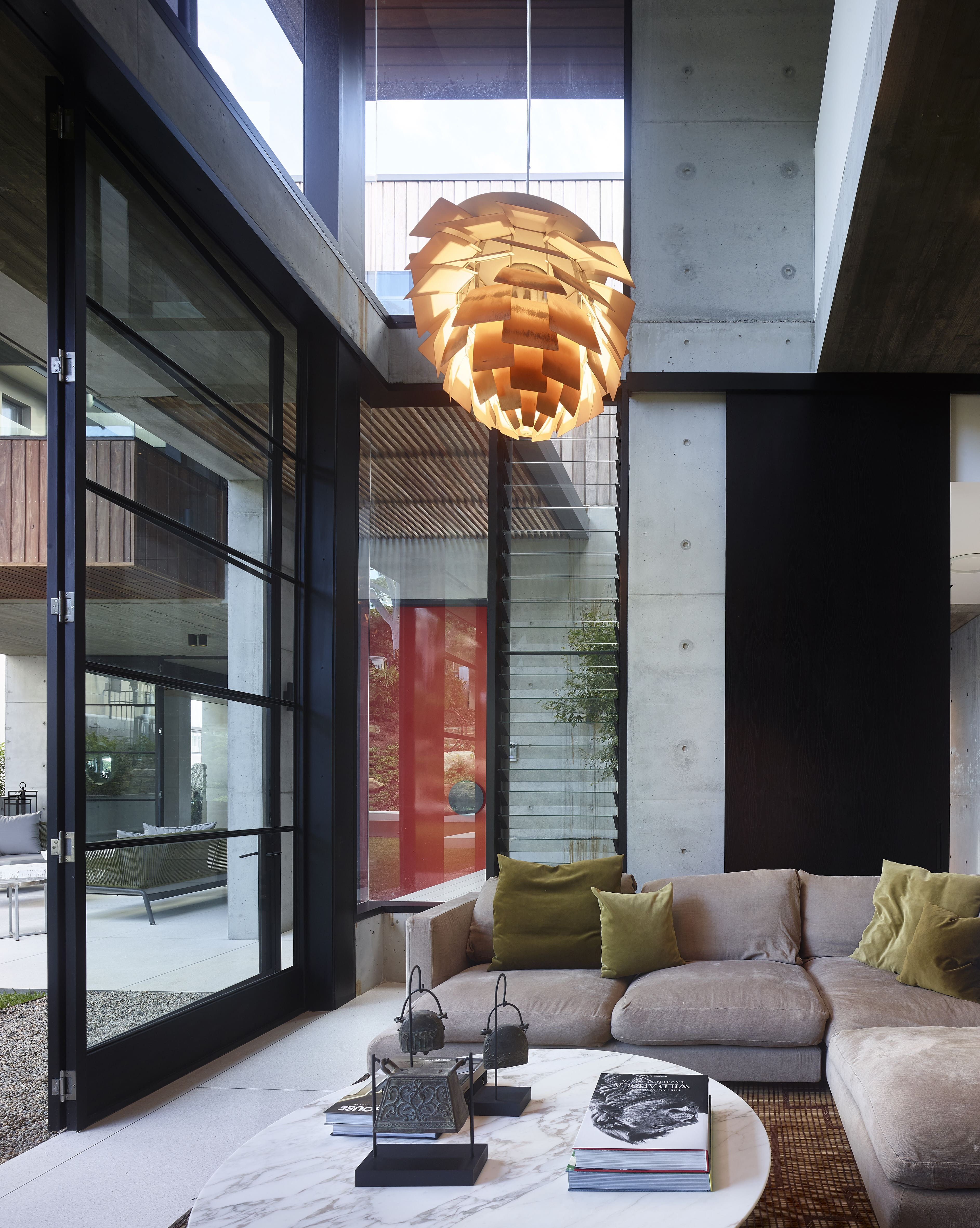 Gallery Of Mosman House By Shaun Lockyer Architects Local Australian Design And Interiors Mosman, Nsw Image 14 Min