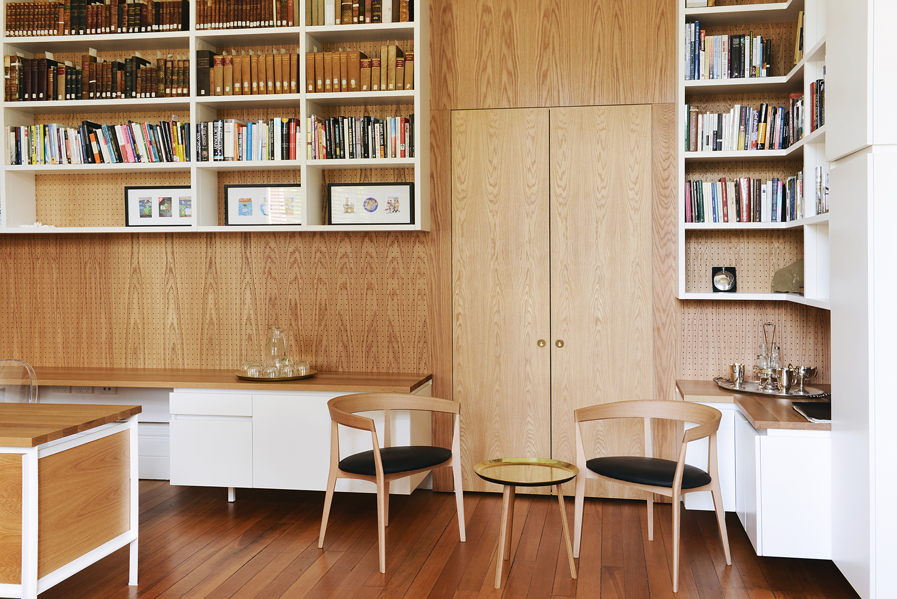 Gallery Of Ormond Masters Office By Nest Architects Local Design And Interiors Parkville, Vic Image 5