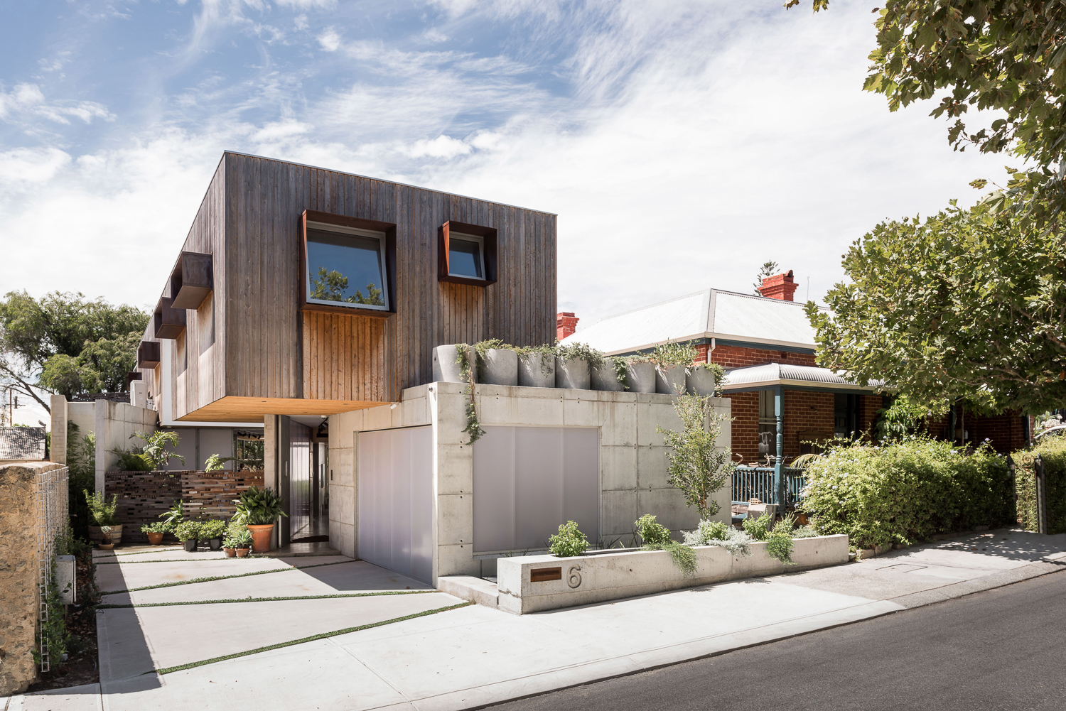 Gallery Of Silver Street House By Ehdo Architecture Local Design And Interiors South Fremantle, Wa Image 19