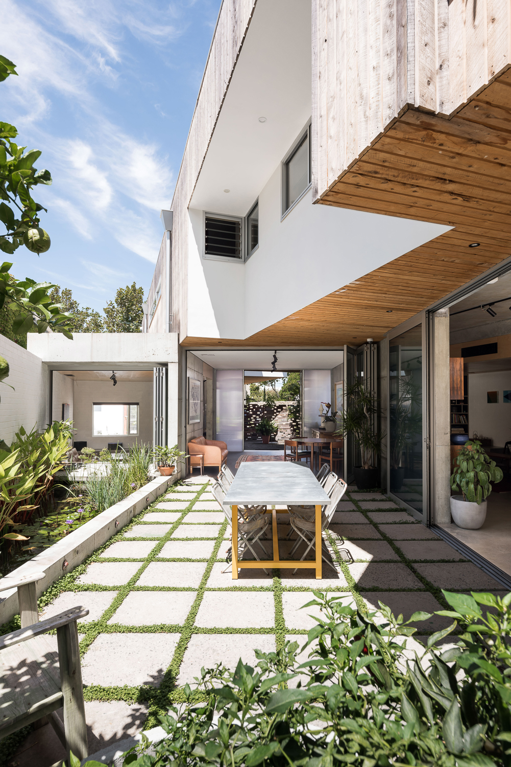 Gallery Of Silver Street House By Ehdo Architecture Local Design And Interiors South Fremantle, Wa Image 4