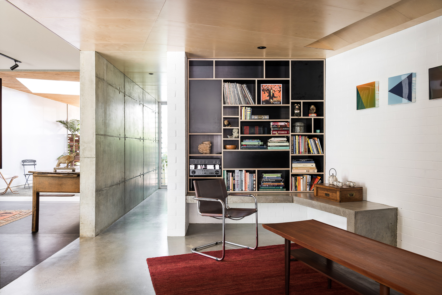 Gallery Of Silver Street House By Ehdo Architecture Local Design And Interiors South Fremantle, Wa Image 8