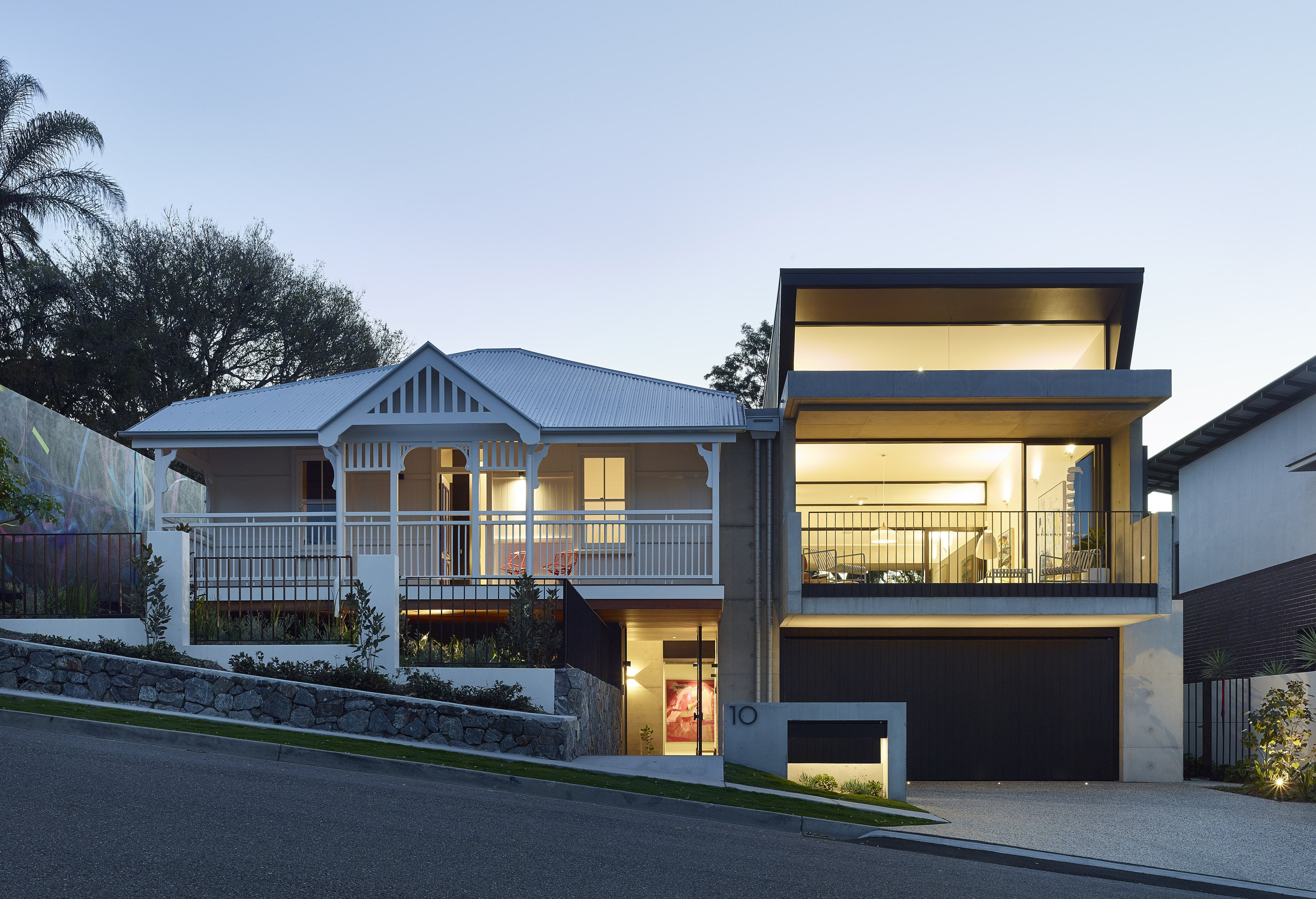 Gallery Of Sorrel Street By Shaun Lockyer Architects Local Australian Design And Interiors Paddington, Qld Image 1 Min