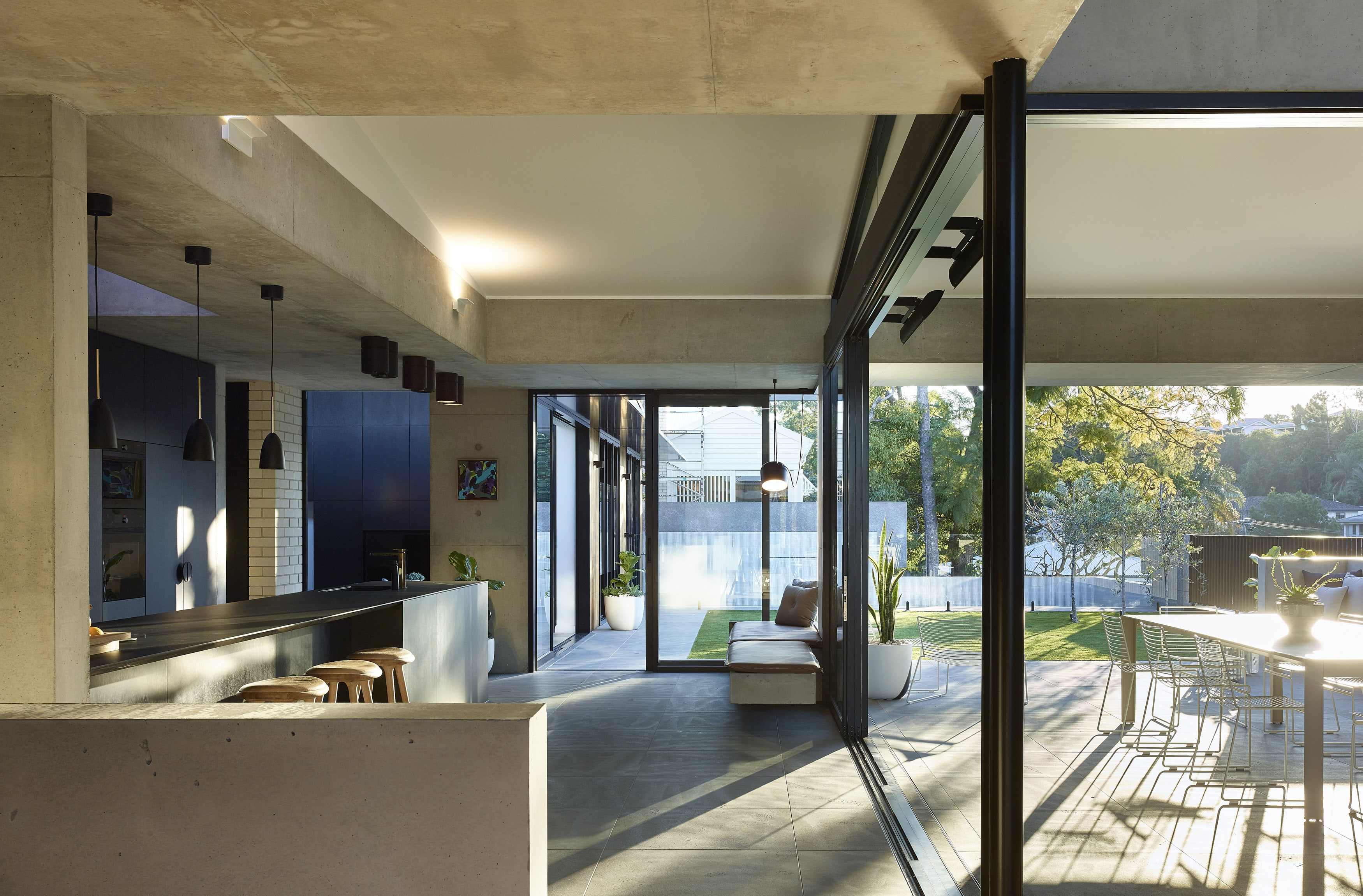Gallery Of Sorrel Street By Shaun Lockyer Architects Local Australian Design And Interiors Paddington, Qld Image 18 Min