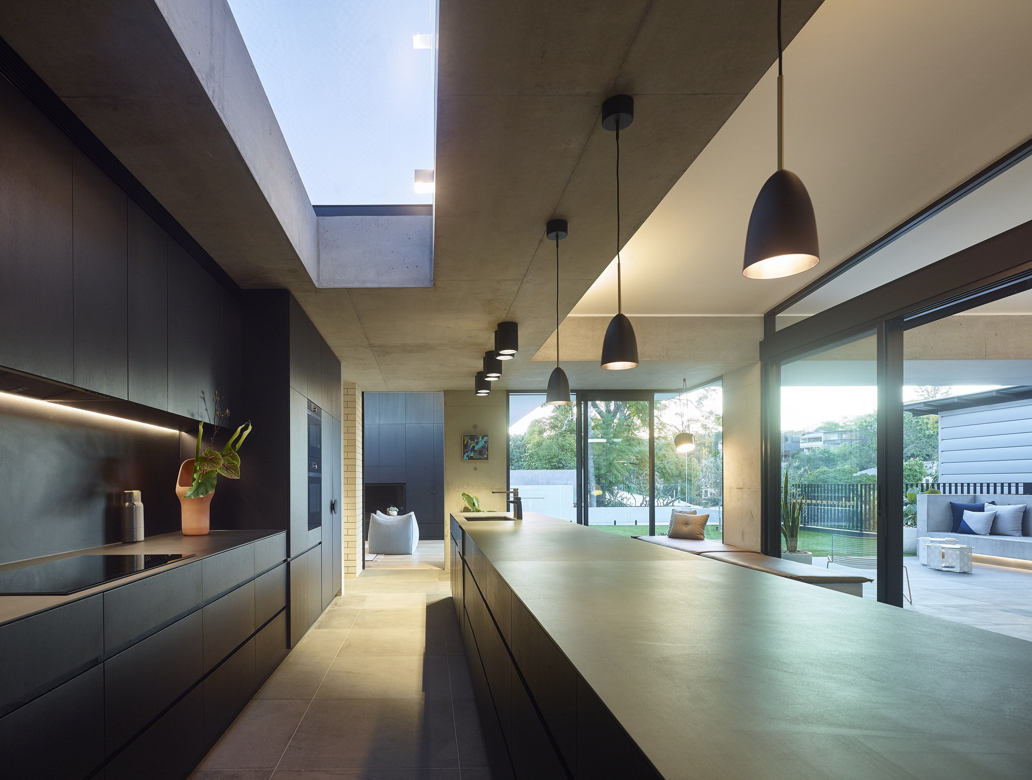 Gallery Of Sorrel Street By Shaun Lockyer Architects Local Australian Design And Interiors Paddington, Qld Image 22 Min