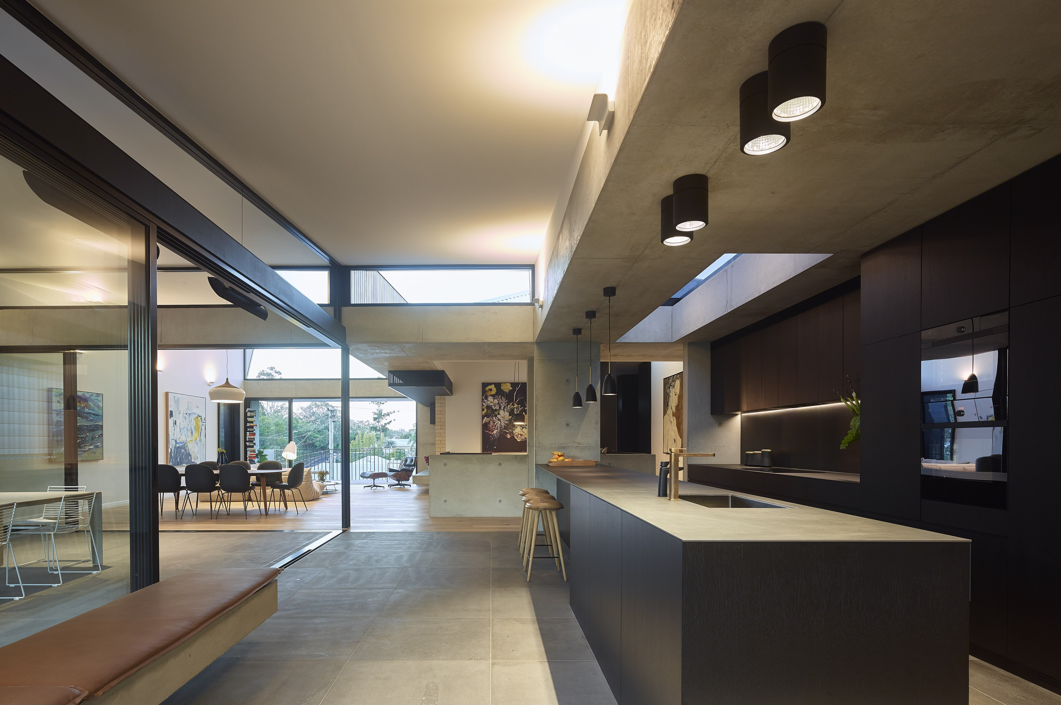 Gallery Of Sorrel Street By Shaun Lockyer Architects Local Australian Design And Interiors Paddington, Qld Image 23 Min
