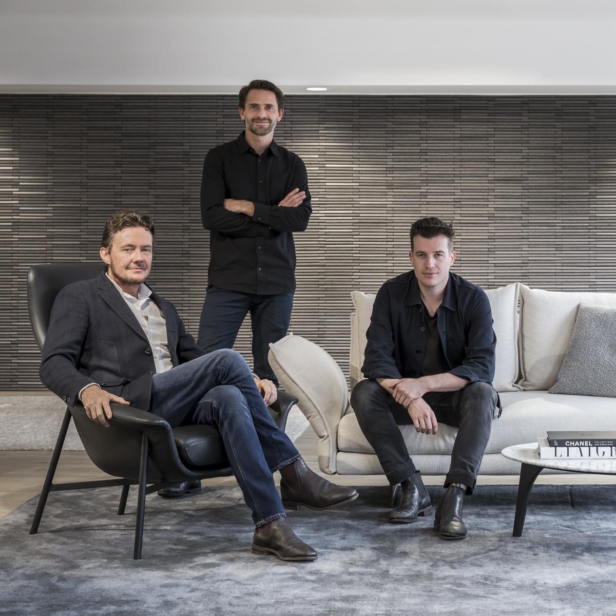 King Living Charles Wilson, David Hardwick & Tom Fereday Denfair Feature Supporting Local Design & Manufacturingpv Tlpxkl Low 2