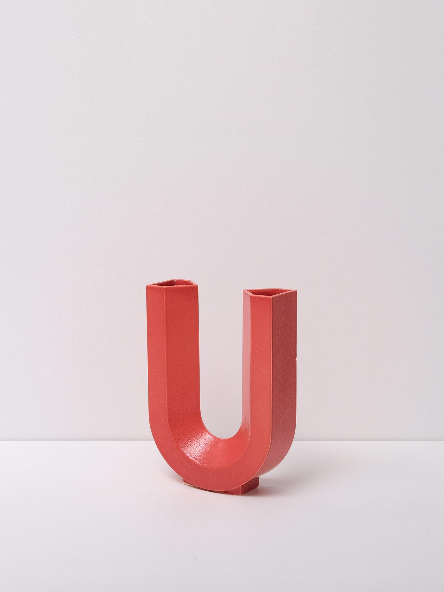 Rhys Cooper has released his first ceramic series 'U Vase' - Local