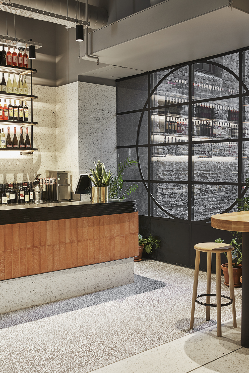 Techné Architecture And Interior Design Brunetti Project & Interview Feature Melbourne, Vic, Australiatlp Techne 008