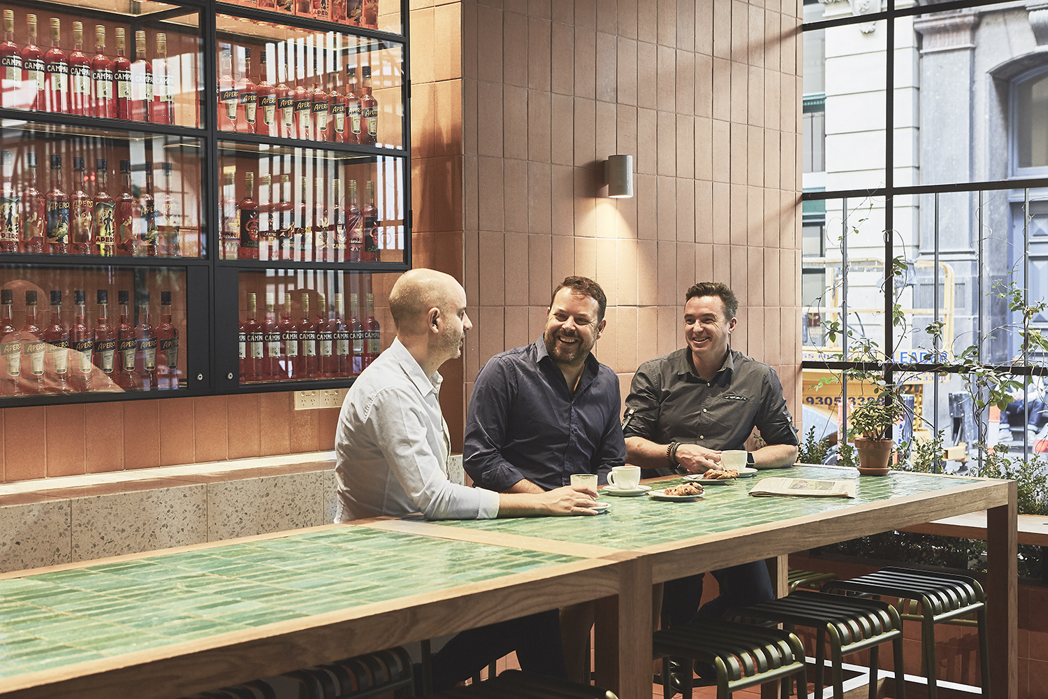 Techné Architecture And Interior Design Brunetti Project & Interview Feature Melbourne, Vic, Australiatlp Techne 011