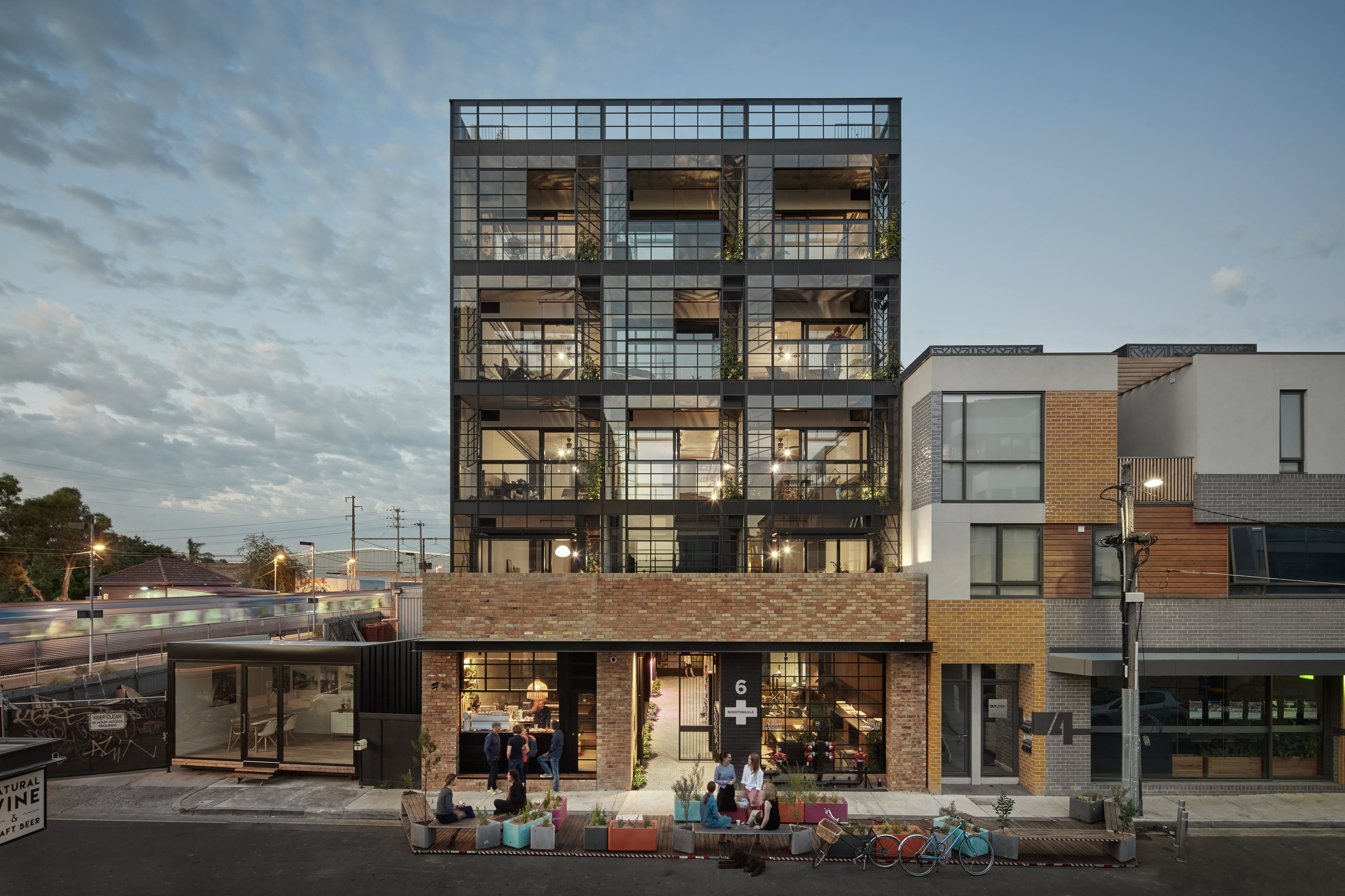 The 2018 Victorian Architecture Awards Feature Article Australianightingale 1 Breathe Architecture (photog Peter Clarke) Min