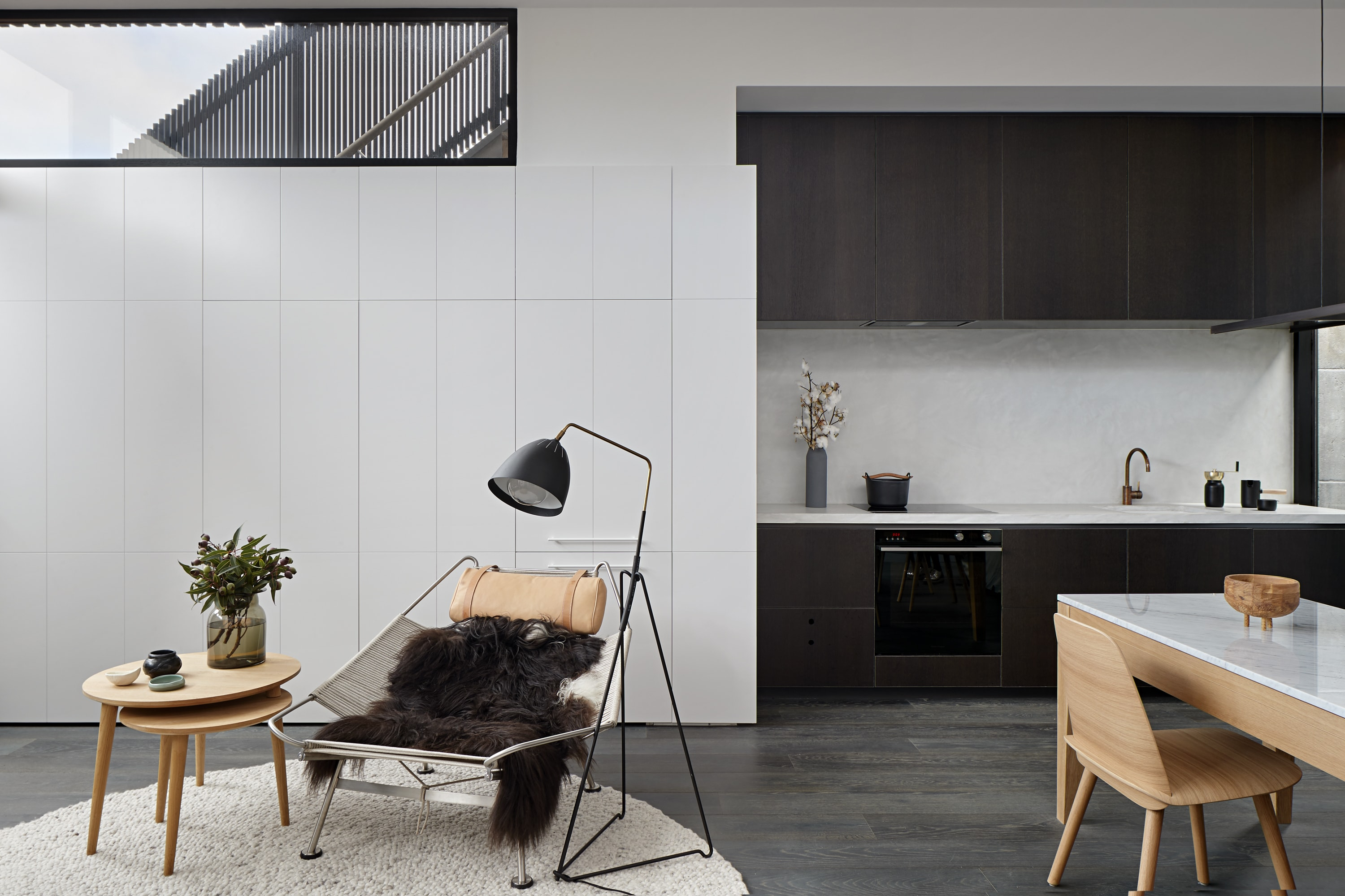 The Pocket House By Whiting Architects The Fisher & Paykel Series Melbourne, Victoria, Australiaf&p Whiting Littleogrady ©smg 8776 Min