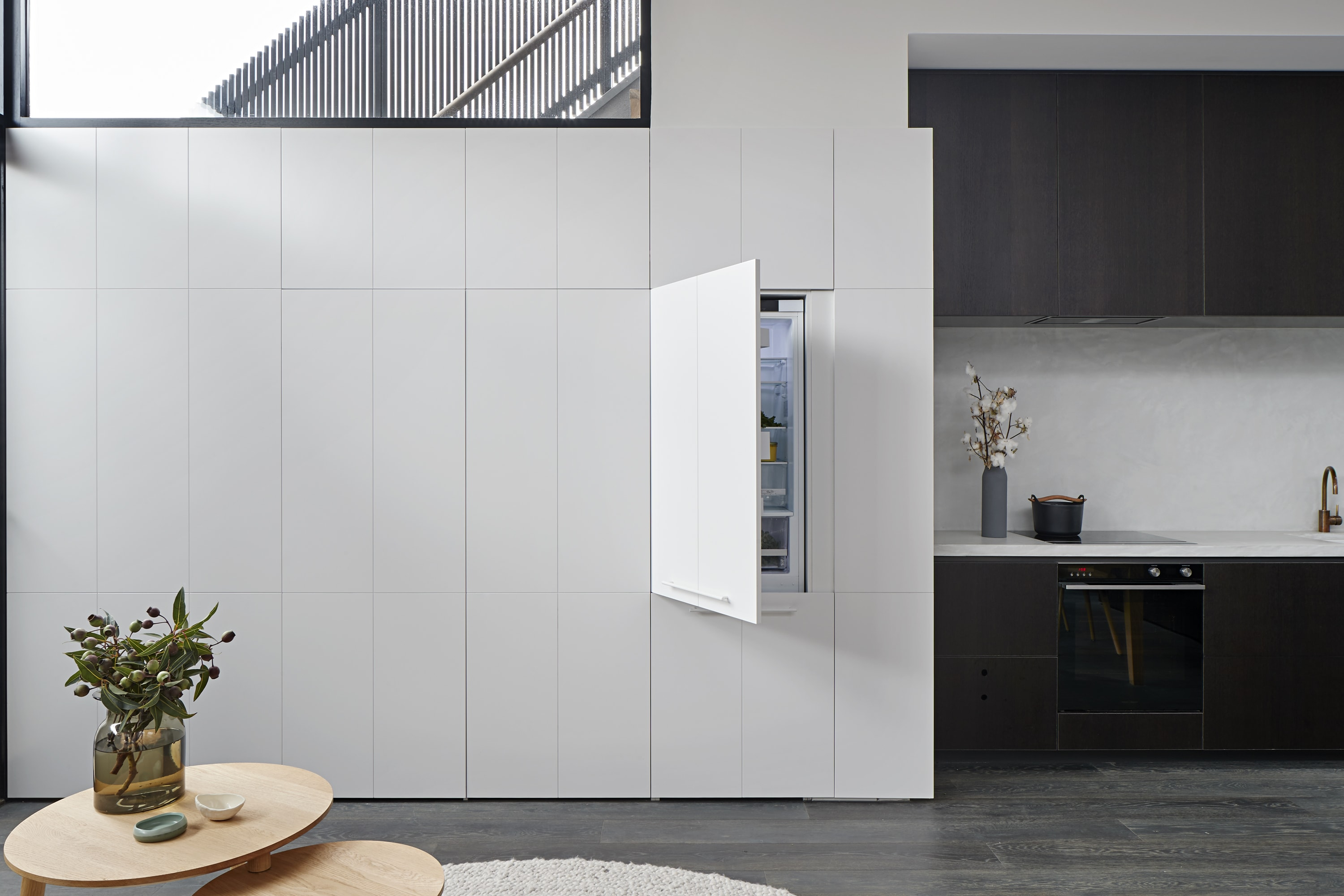 The Pocket House By Whiting Architects The Fisher & Paykel Series Melbourne, Victoria, Australiaf&p Whiting Littleogrady ©smg 9176 Min