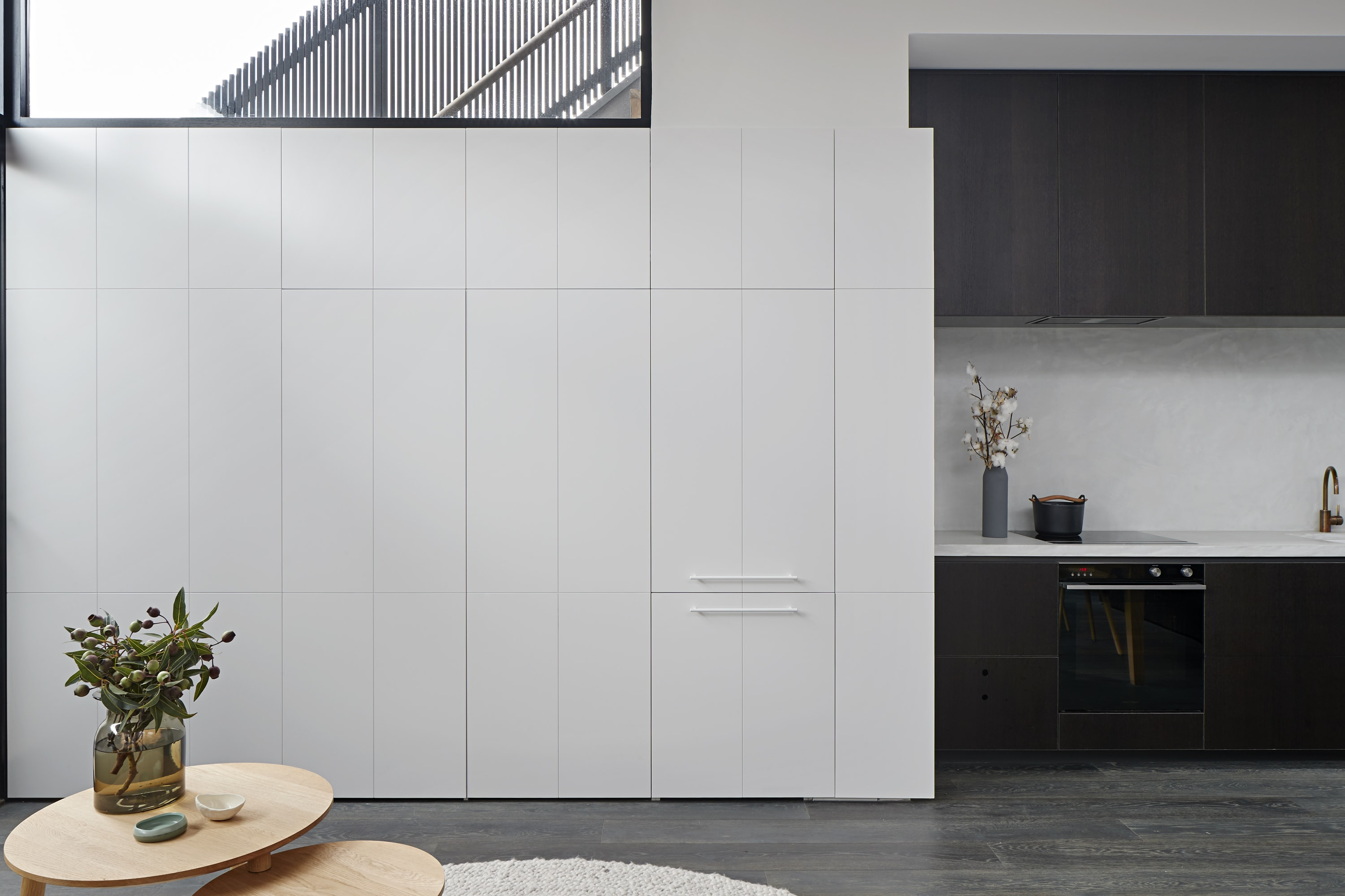 The Pocket House By Whiting Architects The Fisher & Paykel Series Melbourne, Victoria, Australiaf&p Whiting Littleogrady ©smg 9182 Min