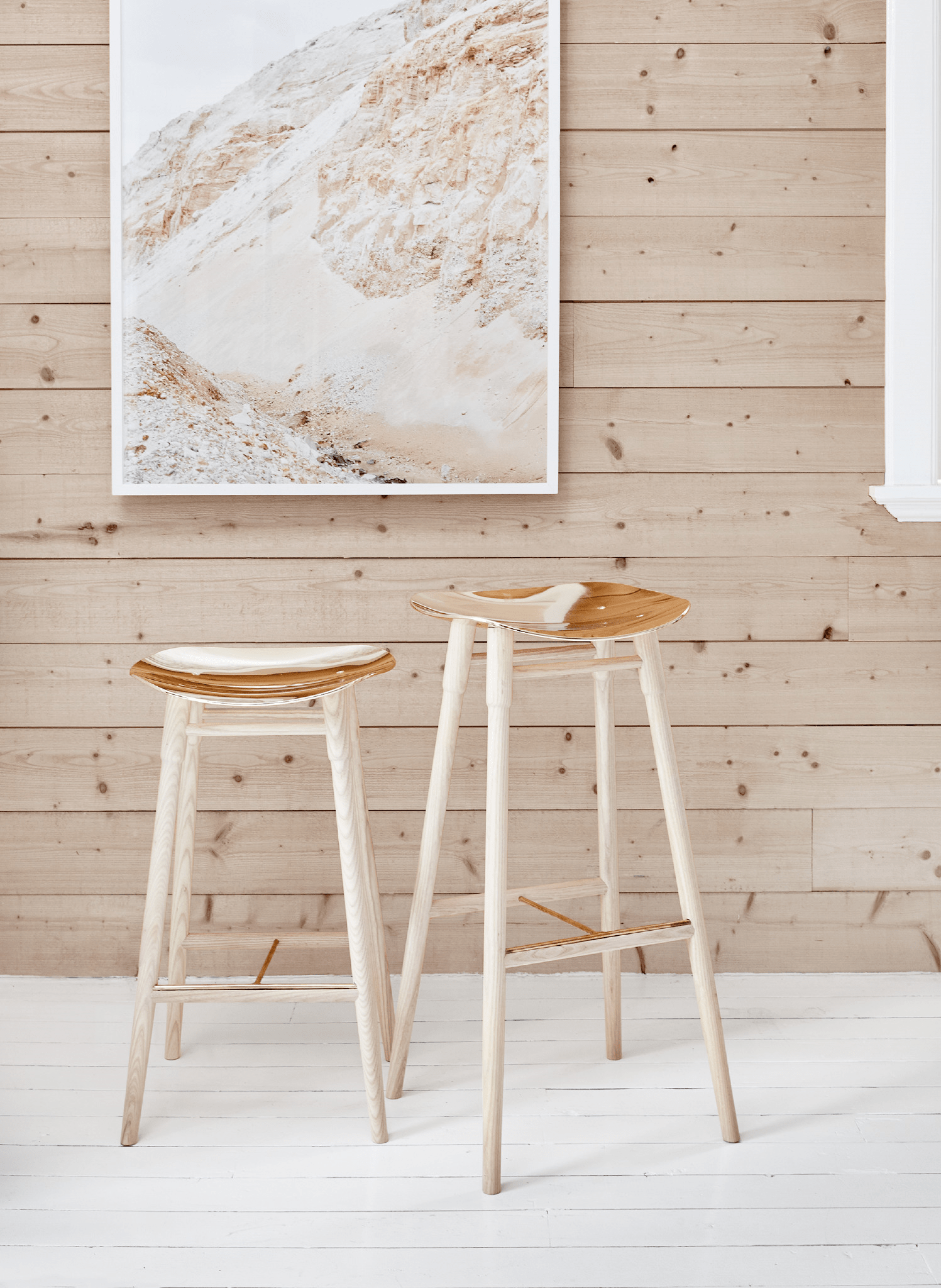 Gallery Of Dowel Stool By Mr.fräg Local Australian Furniture And Industrial Design Sydney, Nsw Image 1