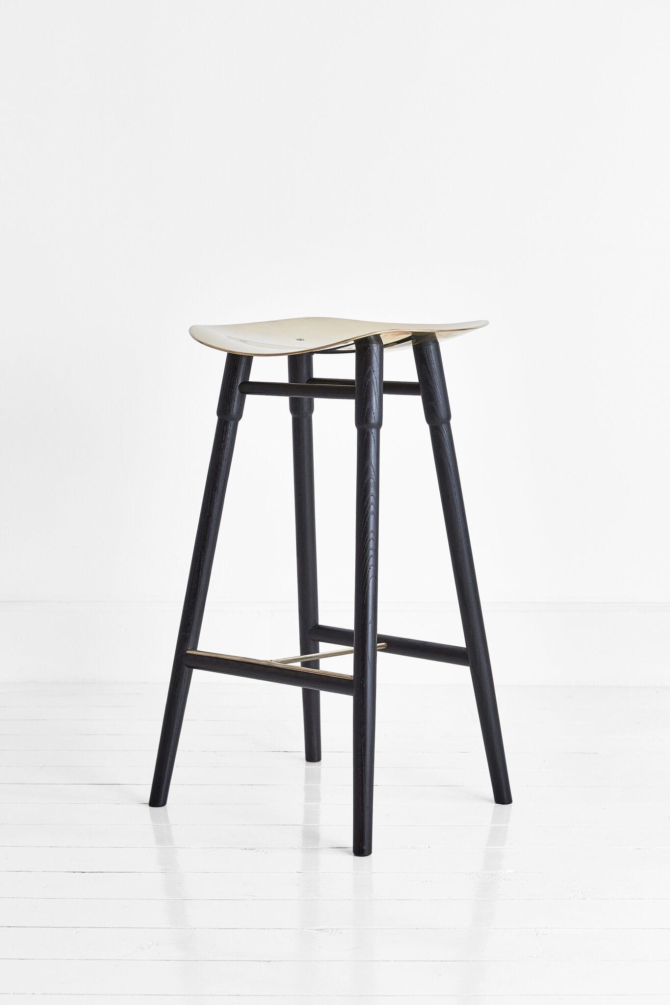 Gallery Of Dowel Stool By Mr.fräg Local Australian Furniture And Industrial Design Sydney, Nsw Image 3