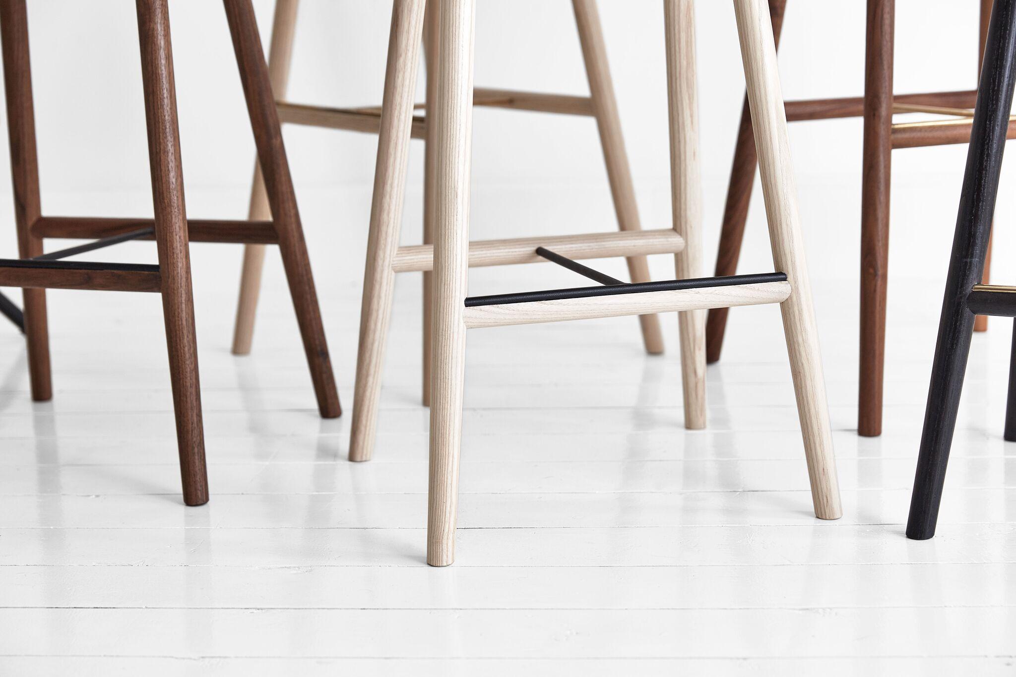 Gallery Of Dowel Stool By Mr.fräg Local Australian Furniture And Industrial Design Sydney, Nsw Image 5