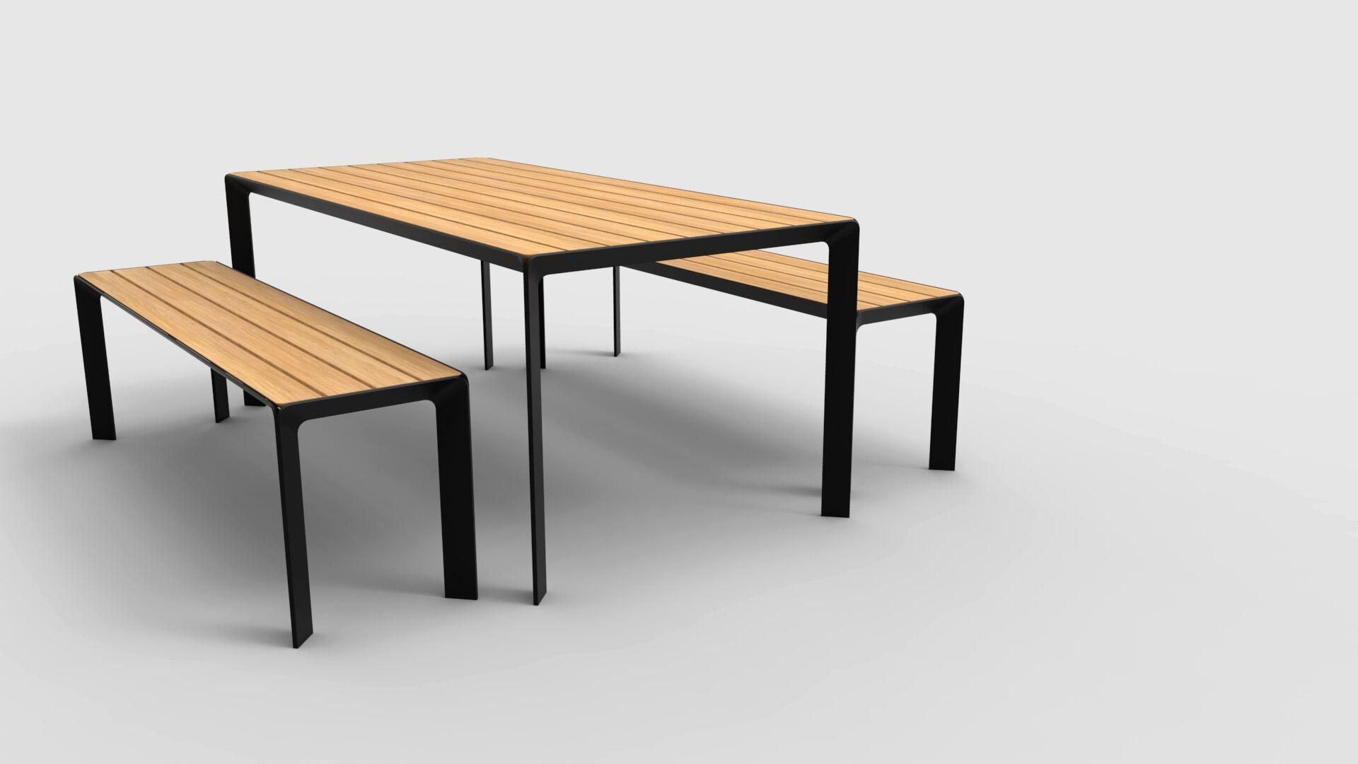 Gallery Of Arucs Bench Local Australian Industrial Design & Outdoor Furniture Brisbane, Qld Image 4