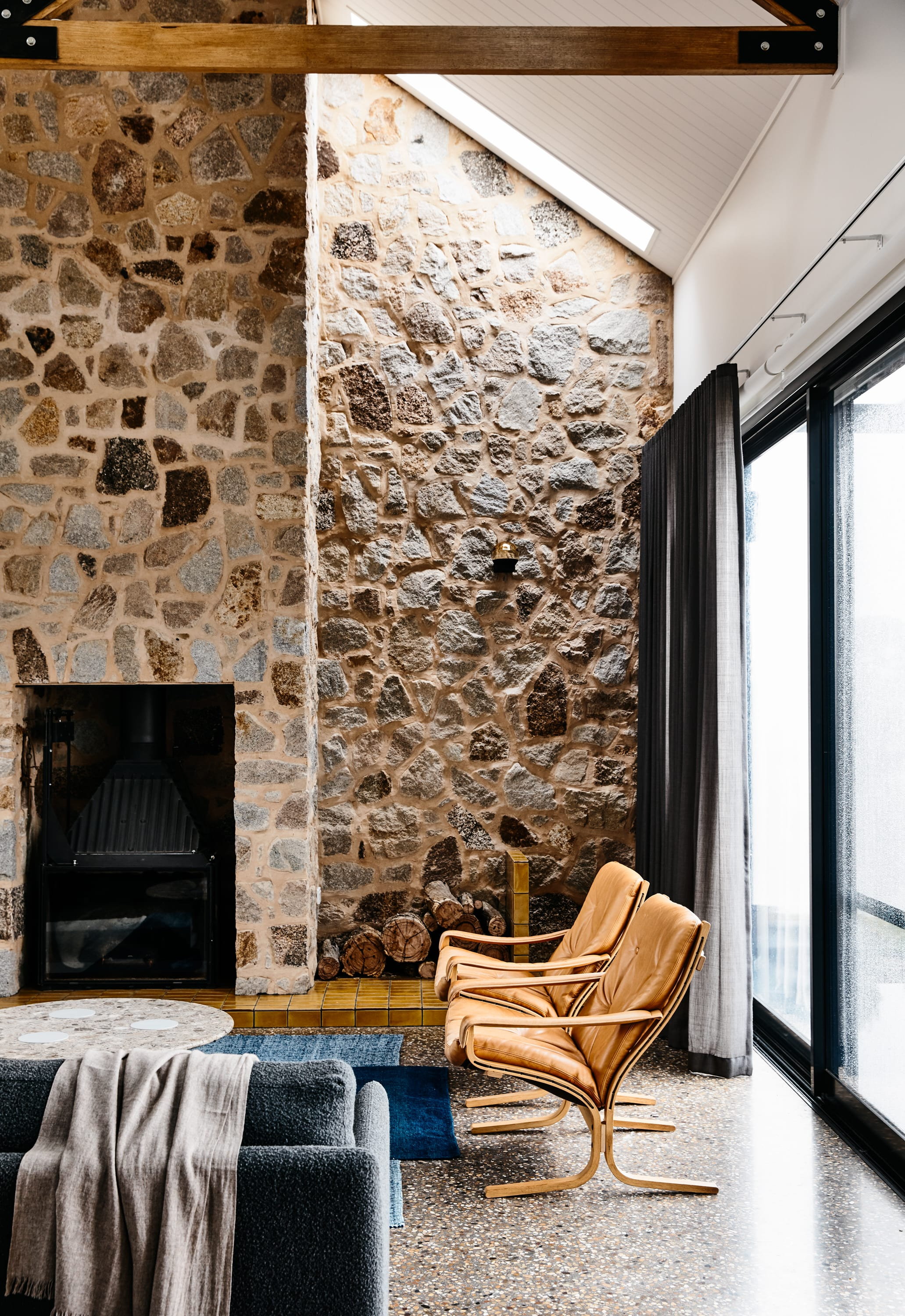 Gallery Of Beechworth Residence By Doherty Design Studio Local Residential Interiors & Architecture Beechworth, Vic Image 13