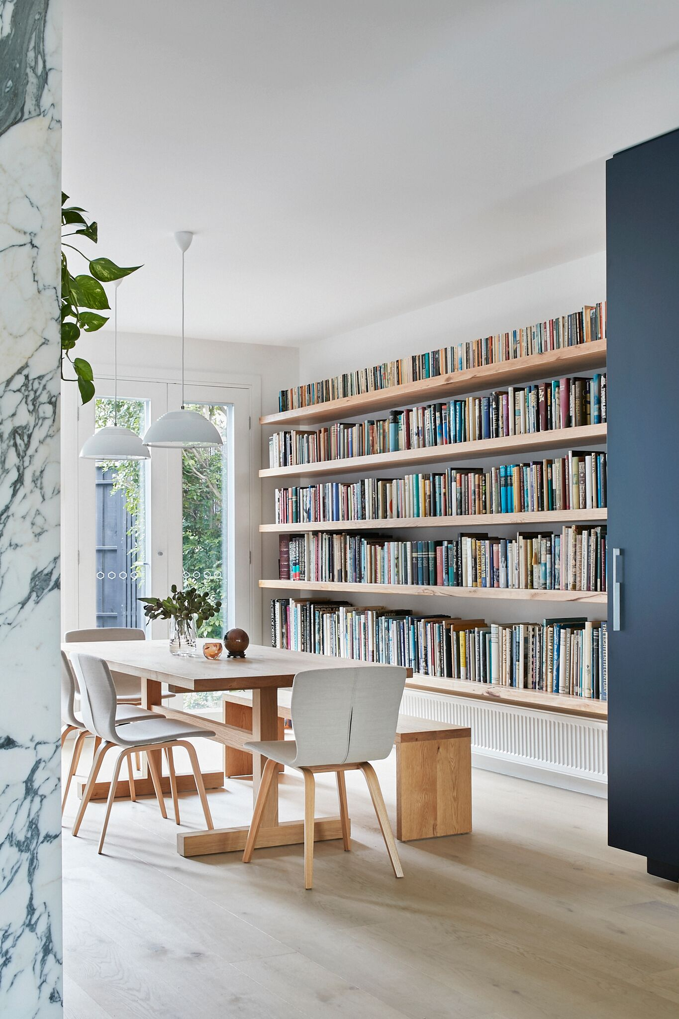 Gallery Of Blue Ivy House By Mcmahon And Nerlich Local Australian Architecture Design And Residential And Interiors Malvern, Melbourne Image 8