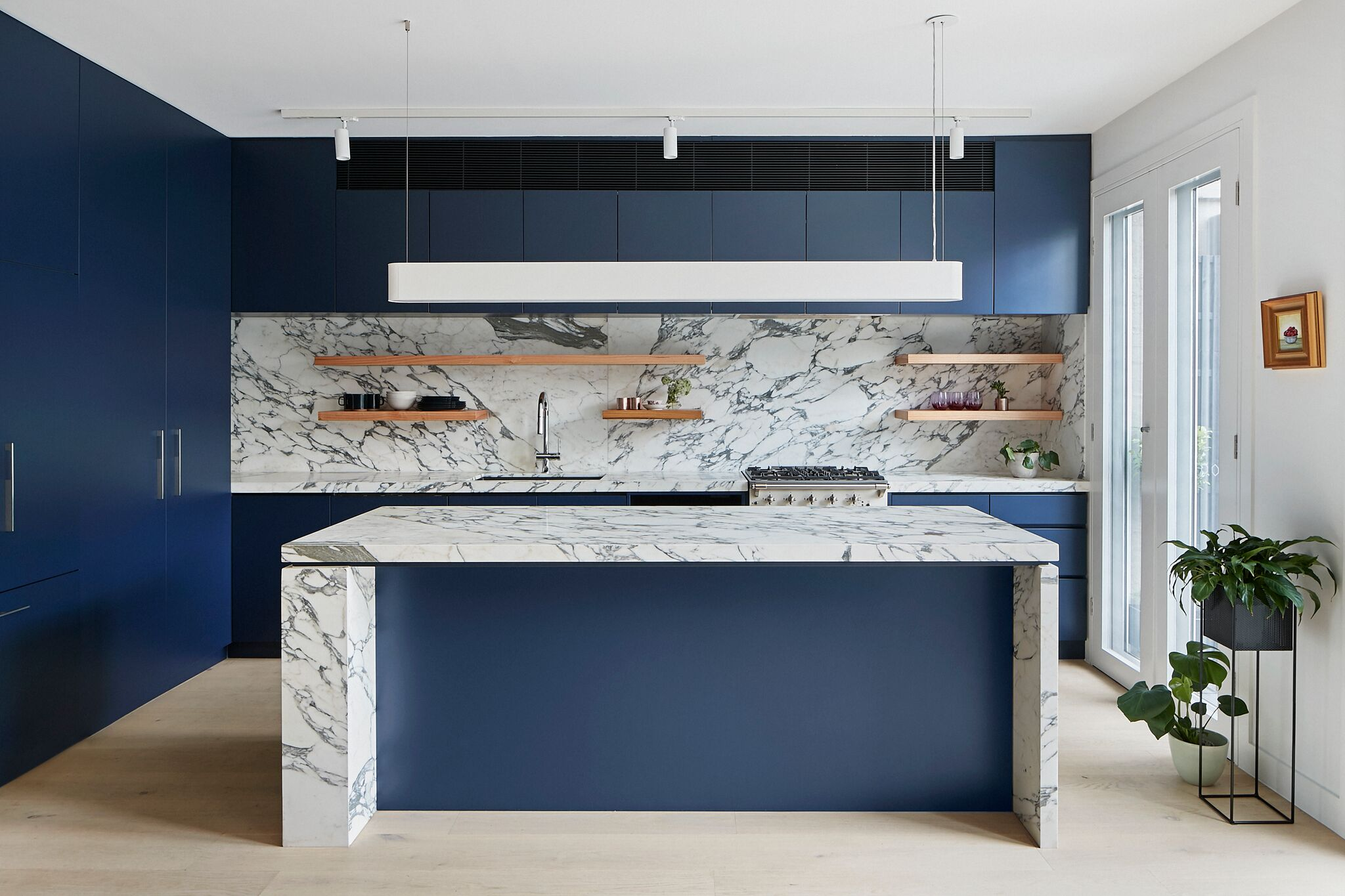 Gallery Of Blue Ivy House By Mcmahon And Nerlich Local Australian Architecture & Interior Design Malvern, Melbourne Image 2