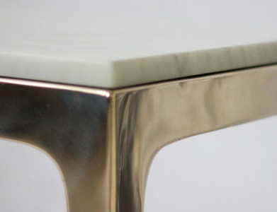 Gallery Of Bronze Console Table By Barbera Local Australian Furniture, Lighting & Object Design Melbourne, Vic Image 3