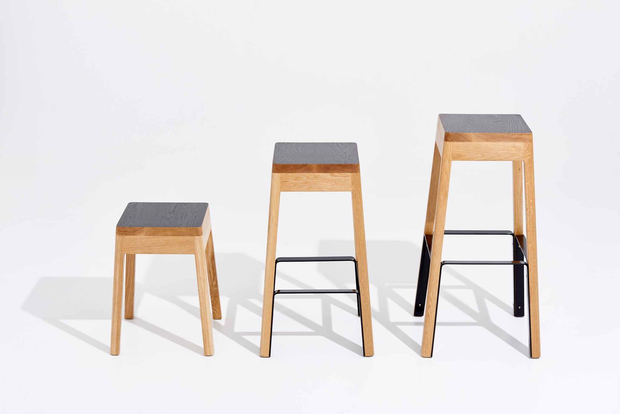 This product pairs timber and steel together through stylish design