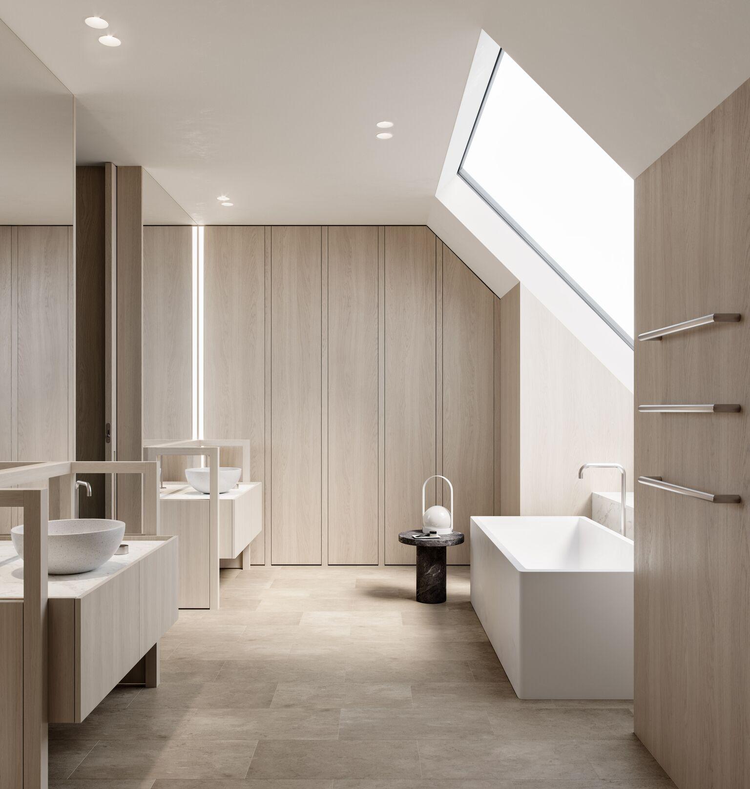 Gallery Of Conrad Architects Local Australian Architecture And Interior Design Cremorne, Melbourne Image 1