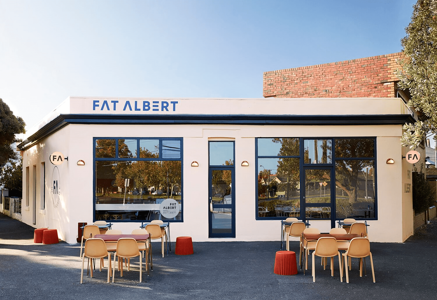 Gallery Of Fat Albert By Harrison Interiors Local Australian Commercial Interior Design Albert Park, Melbourne Image 9 Min