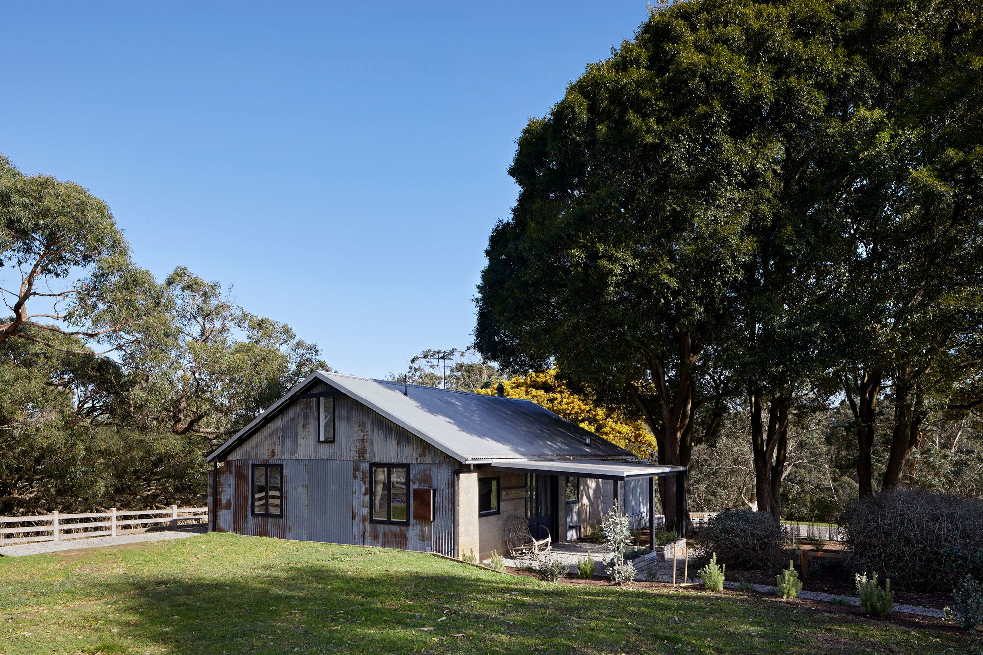 Gallery Of Firewood & Candles Local Australian Residential Architecture And Interior Design Main Ridge, Vic Image 11