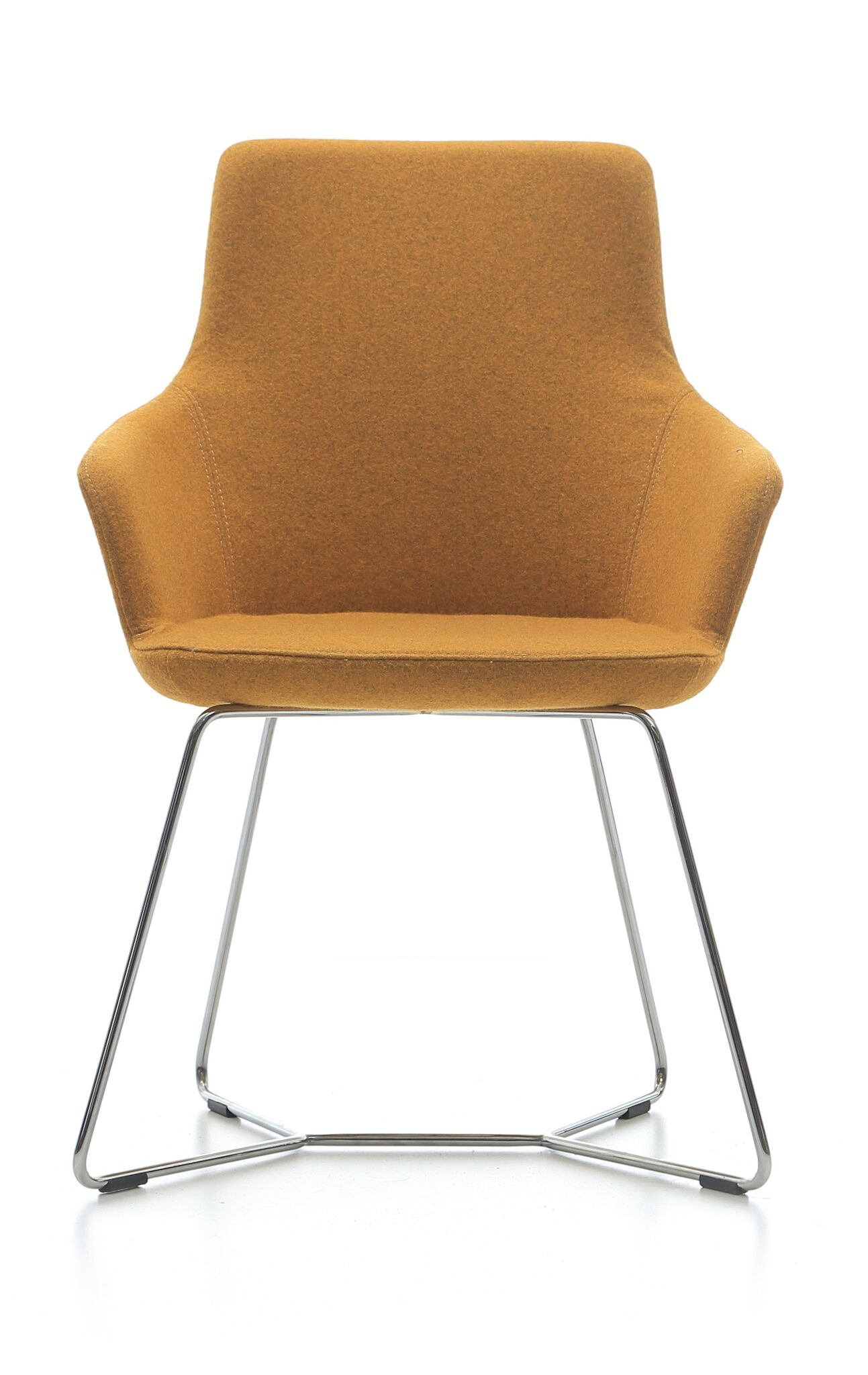 Customisable Fabric Armchair Designed and Manufactured by Catapult Design