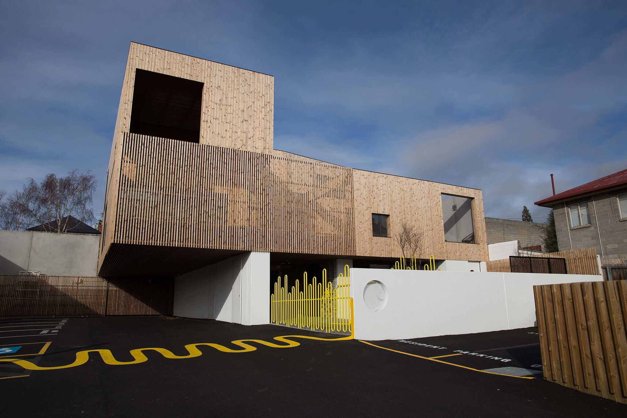 Gallery Of Lady Gowrie By Cumulus Studio Local Australian Architecture & Interior Design South Hobart, Tas Image 2
