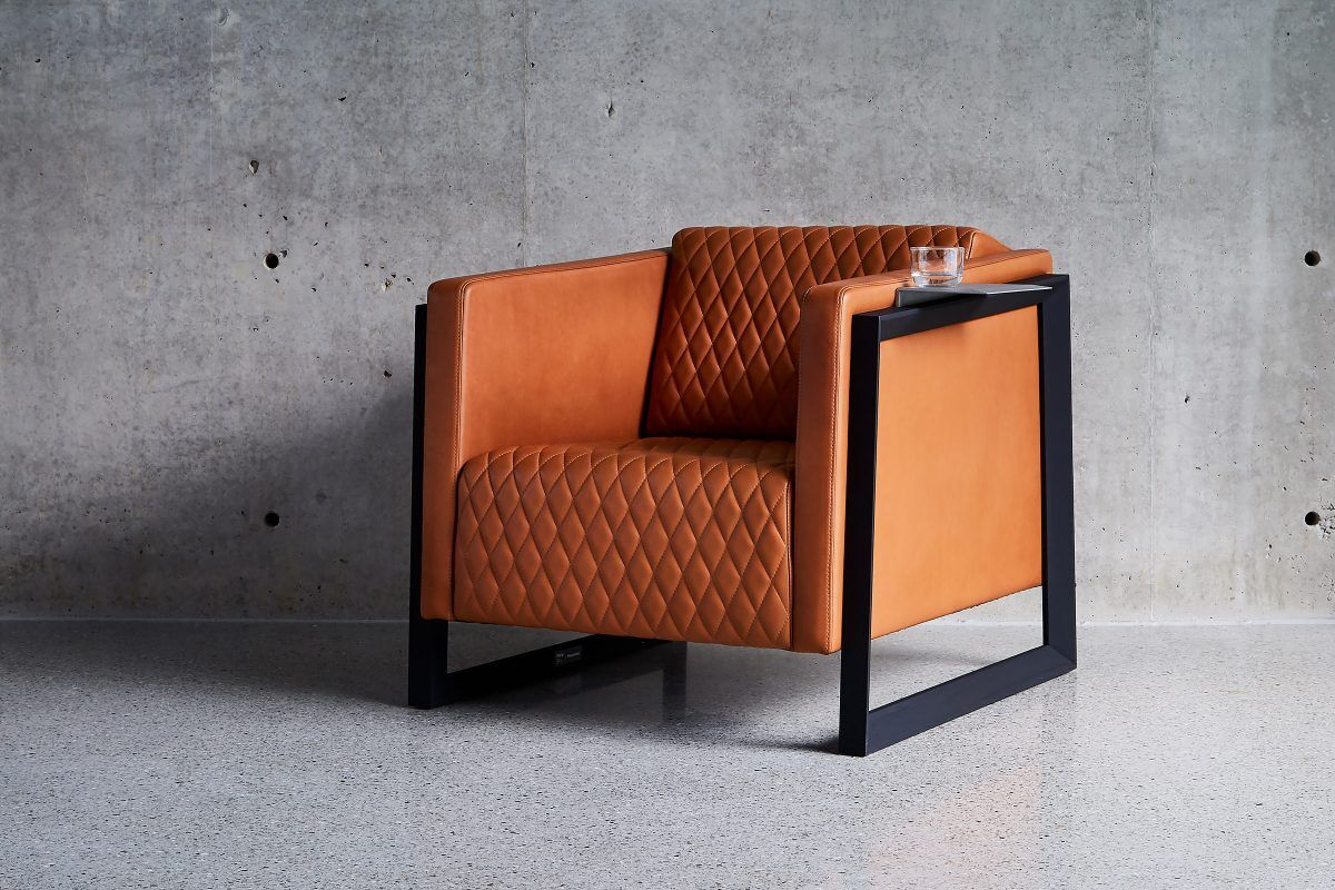 Gallery Of Mena Armchair By Franco Crea Local Australian Furniture And Commercial Industrial Design Richmond, Melbourne Image 7