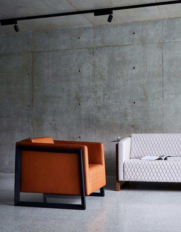 Gallery Of Mena Armchair By Franco Crea Local Australian Furniture And Commercial Industrial Design Richmond, Melbourne Image 8