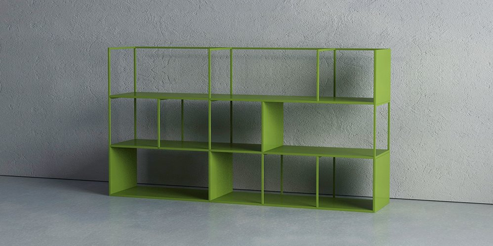Gallery Of Mod Shelf By Barbera Local Australian Furniture, Lighting & Object Design Melbourne, Vic Image 1
