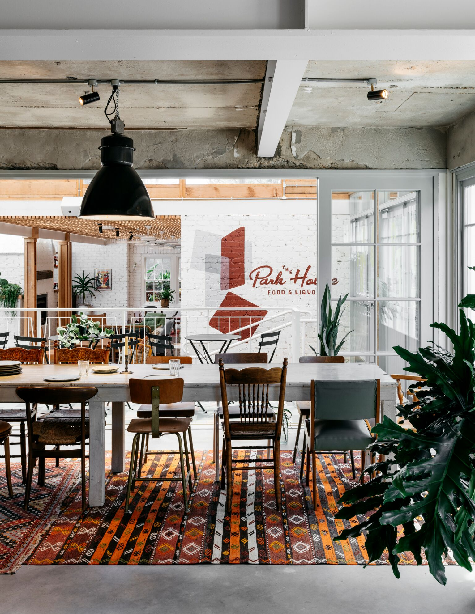 Gallery Of Park House Food Merchants By Alexander & Co Local Australian Cafe Interior Design Mona Vale, Nsw Image 18