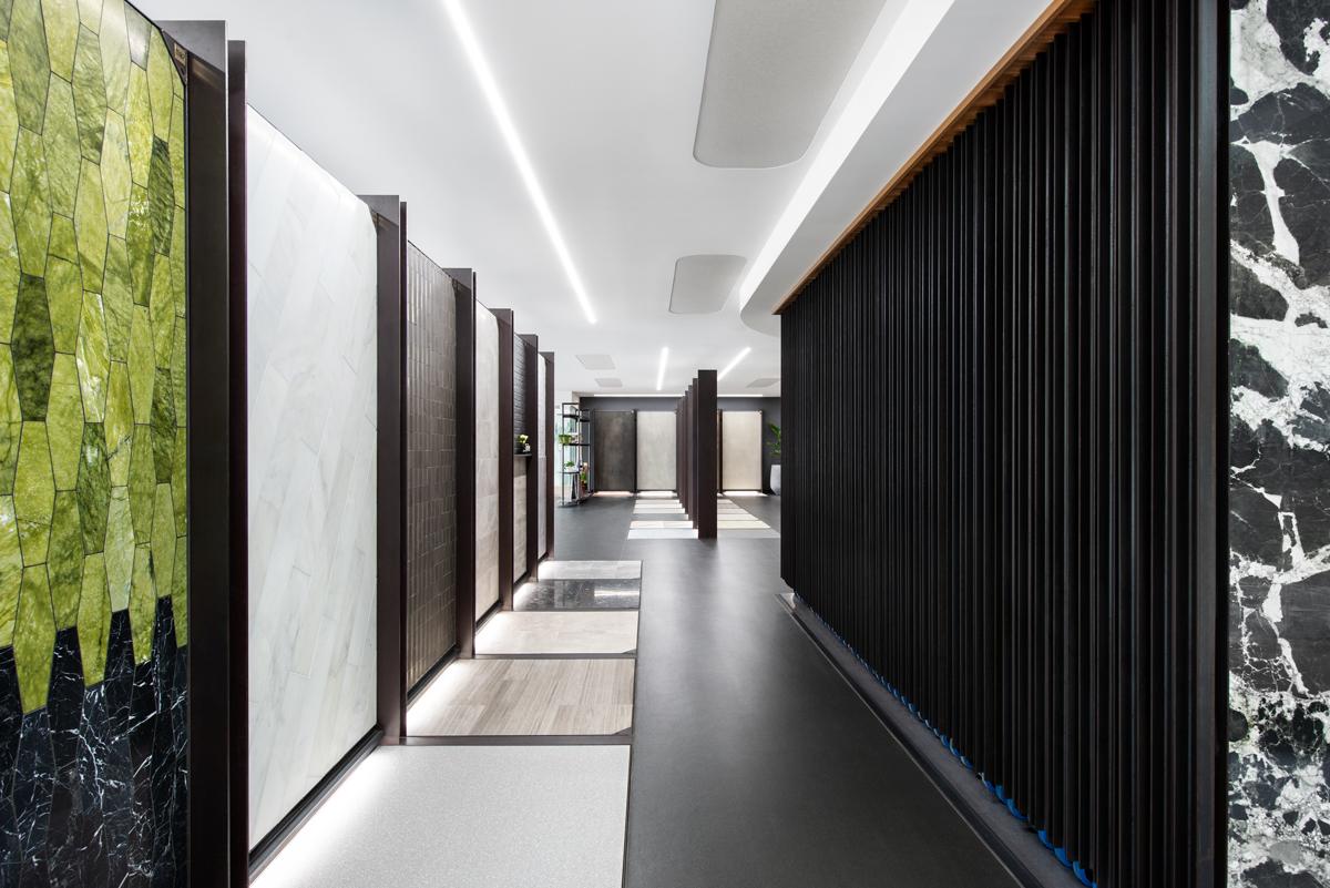 Gallery Of Skeme Tiles Local Australian Bespoke Bathroom Design Rushcutters Bay, Nsw Image 3