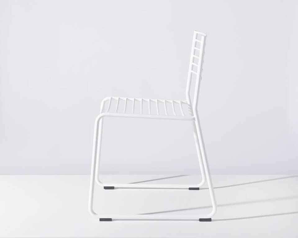 Gallery Of Tbc Wire Chair By Studio Of Adam Lynch Local Australian Furniture Design Preston, Melbourne Image 1