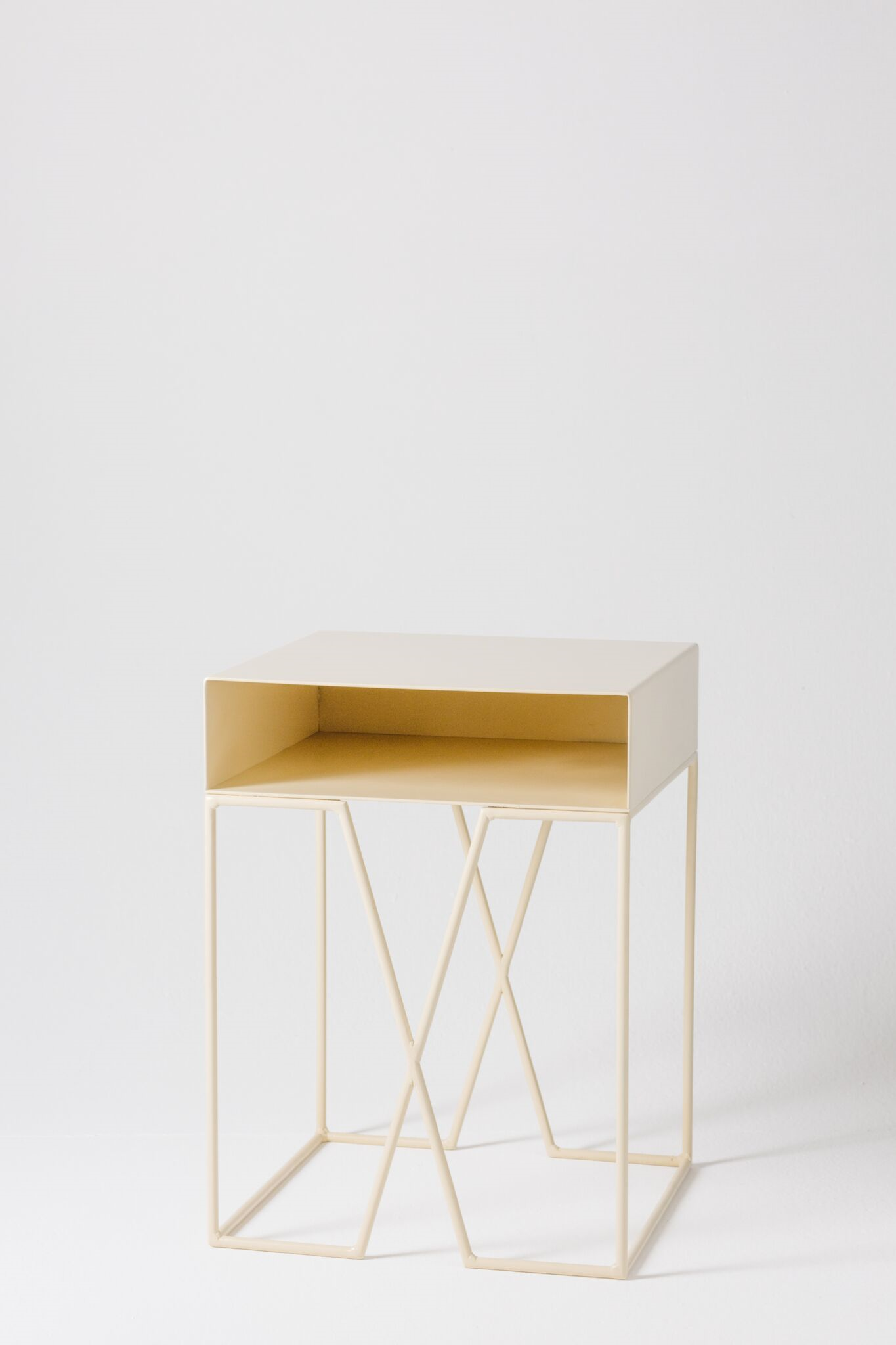 Gallery Of Tangram Bedside Table By Idle Hands Local Australian Furniture & Object Design West Heidelberg, Melbourne Image 1