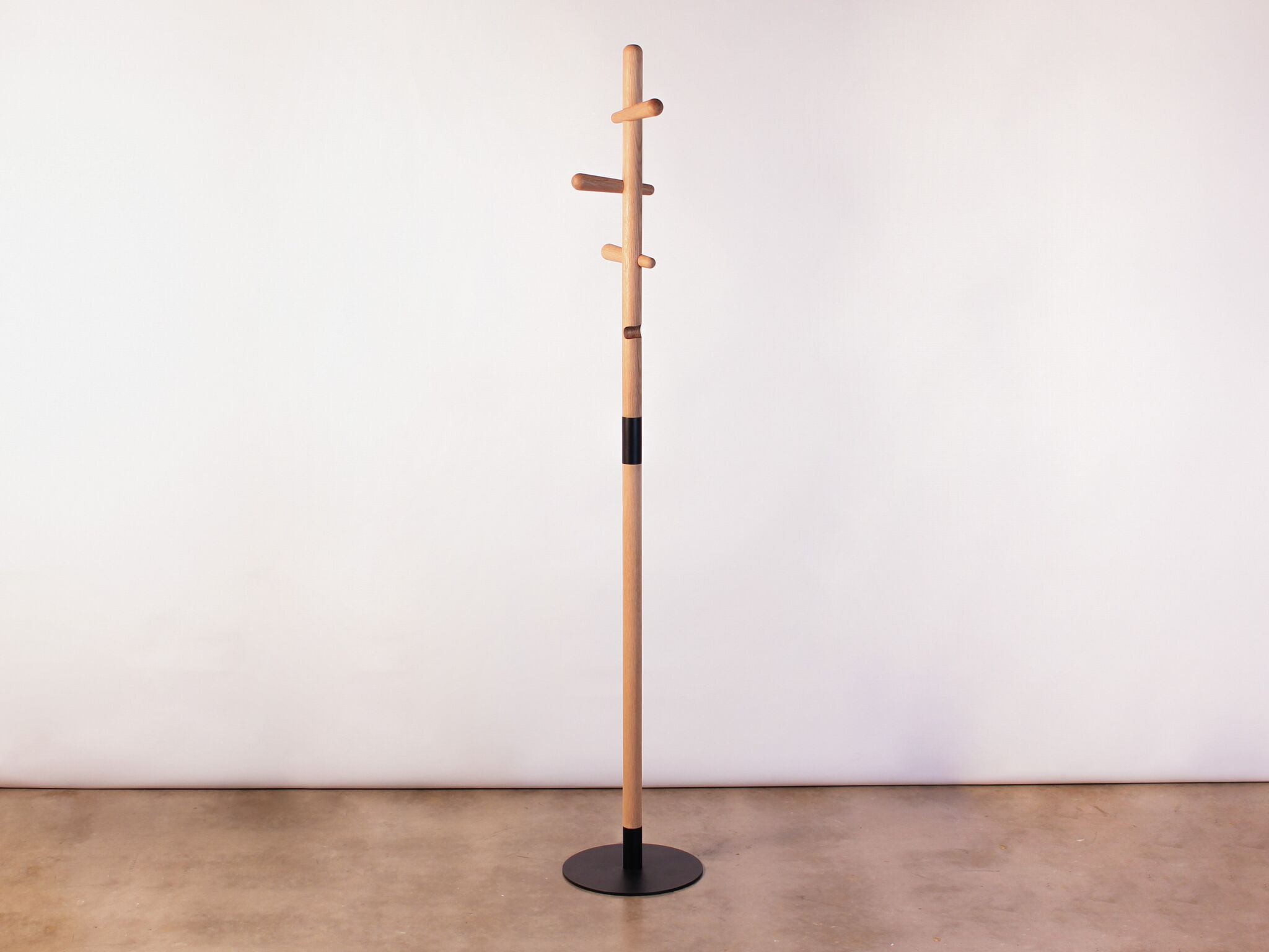 Local Melbourne Timber Coat Stand Design