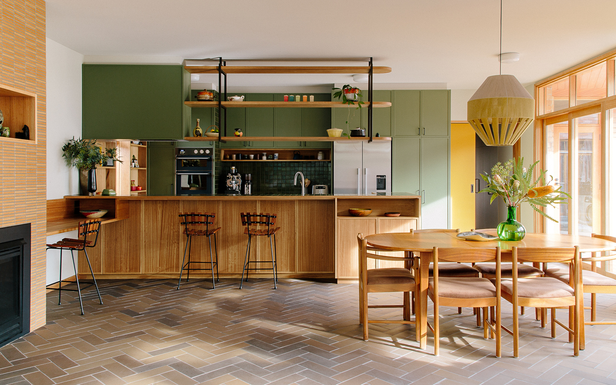Yarravillia Project By Brave New Eco Local Australian Interior Design And Architecture Yarraville,melbourne Image 6