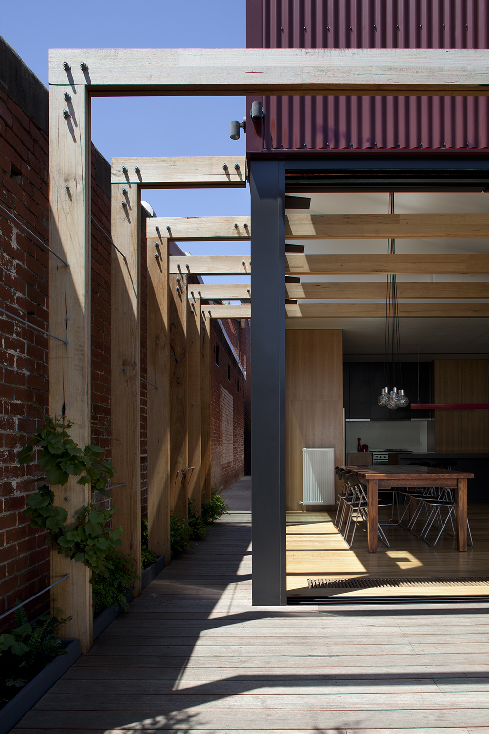 Gallery Of Clifton Hill House By Bent Architecture Local Australian Residential Design Clifton Hill, Melbourne Image 1
