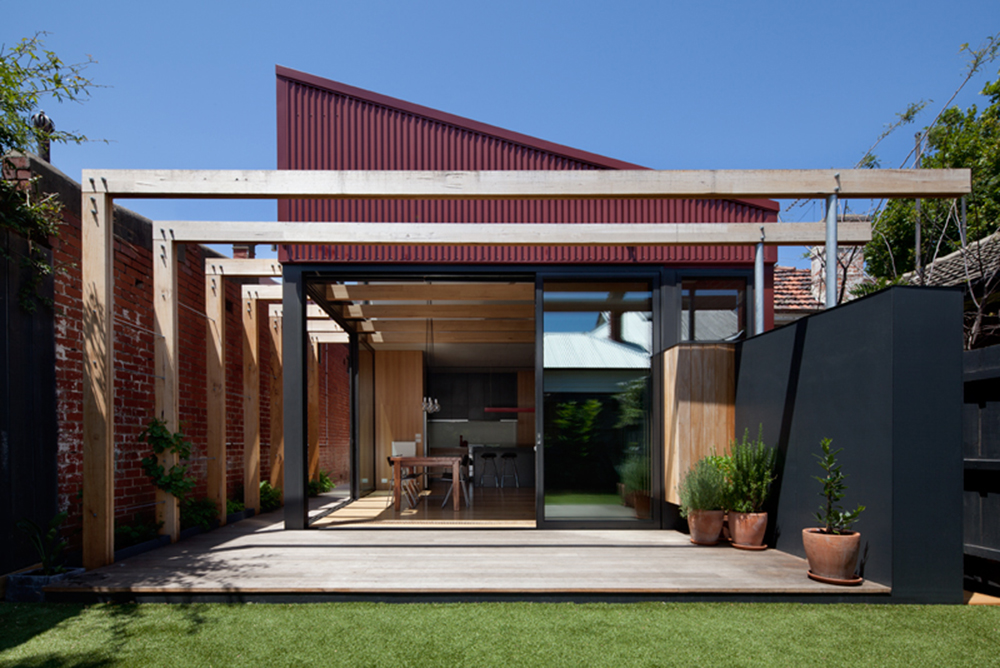Gallery Of Clifton Hill House By Bent Architecture Local Australian Residential Design Clifton Hill, Melbourne Image 2