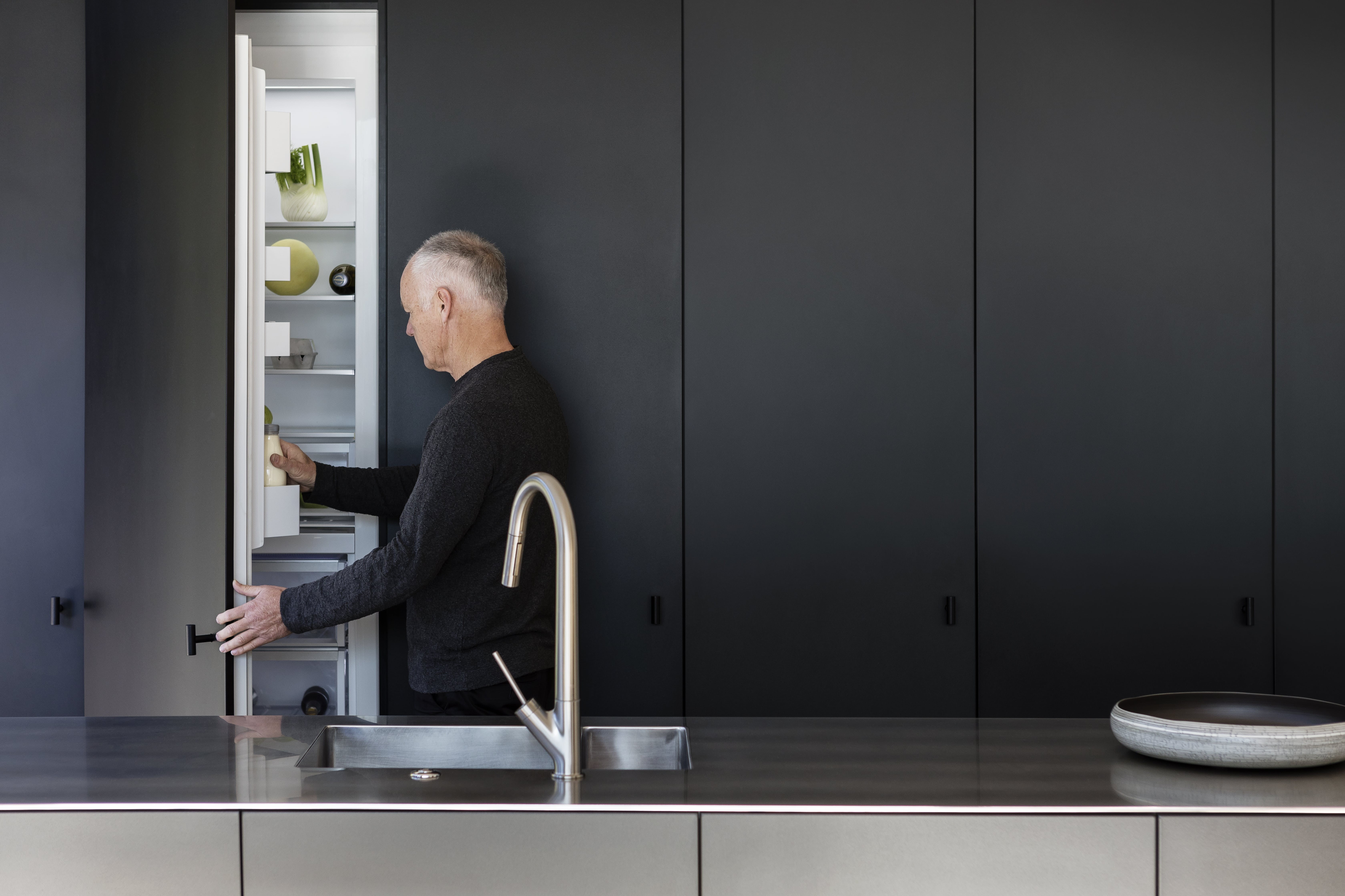 Gallery Of Column Refrigerators And Freezers By Fisher & Paykel Local Australian Design & Bespoke Interior Image 6