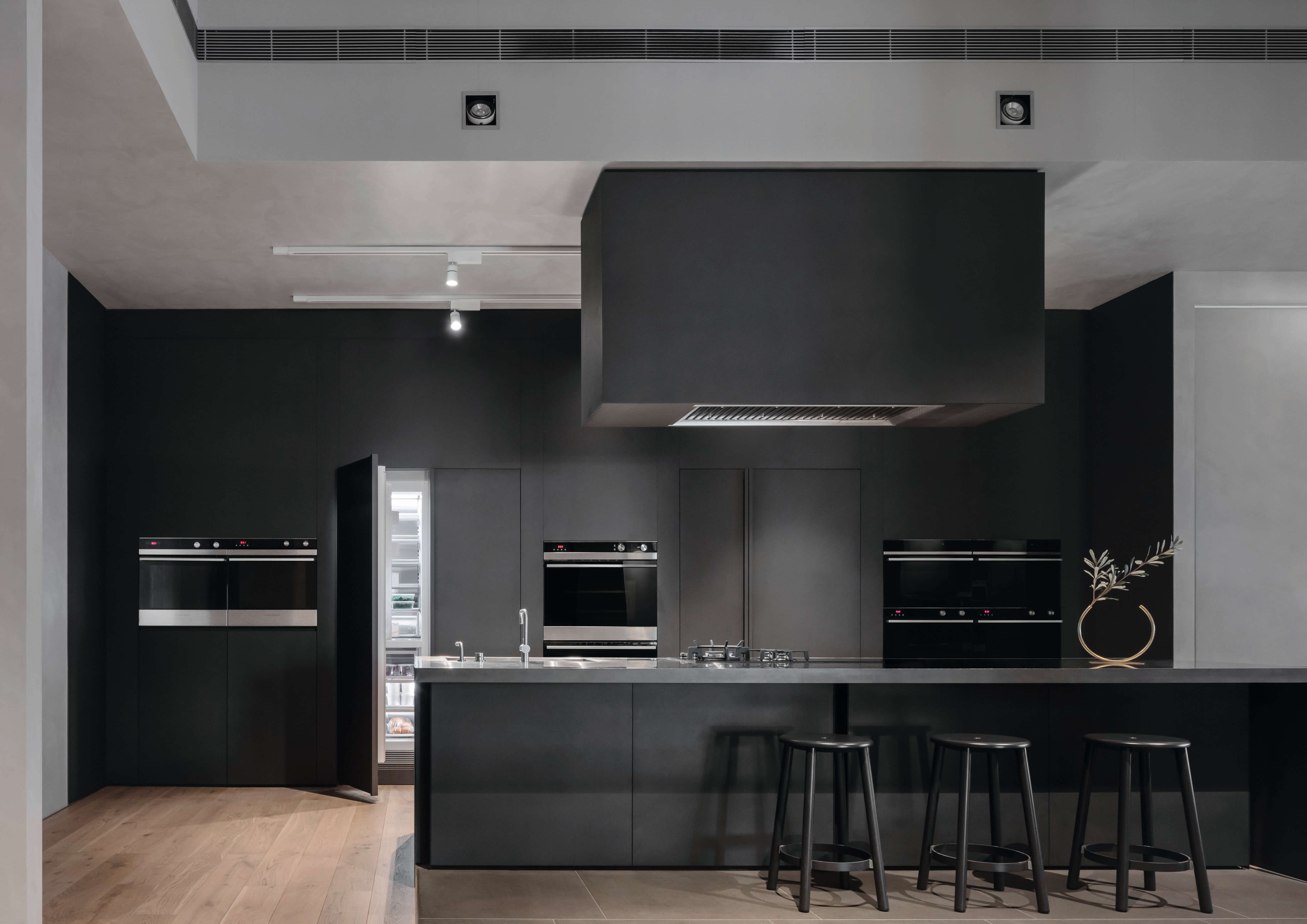 Gallery Of Column Refrigerators And Freezers By Fisher & Paykel Local Australian Design & Interiors Image 15