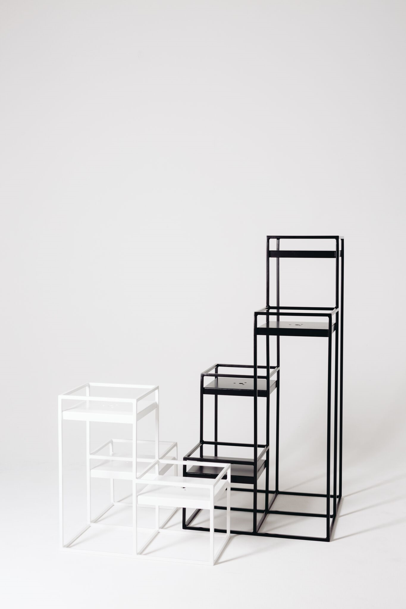 Corner Plant Stand by Melbourne Design Studio Idle Hands