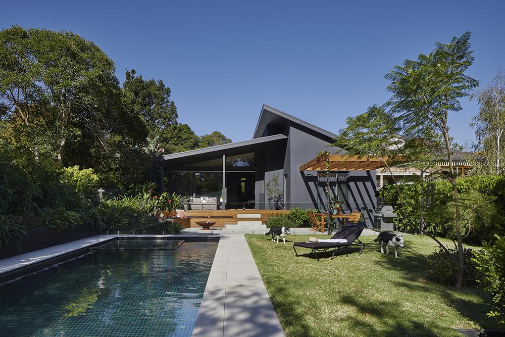 Gallery Of Eaglemont Refurbishment By Bent Architecture Local Australian Residential Design Eaglemont, Vic Image 1